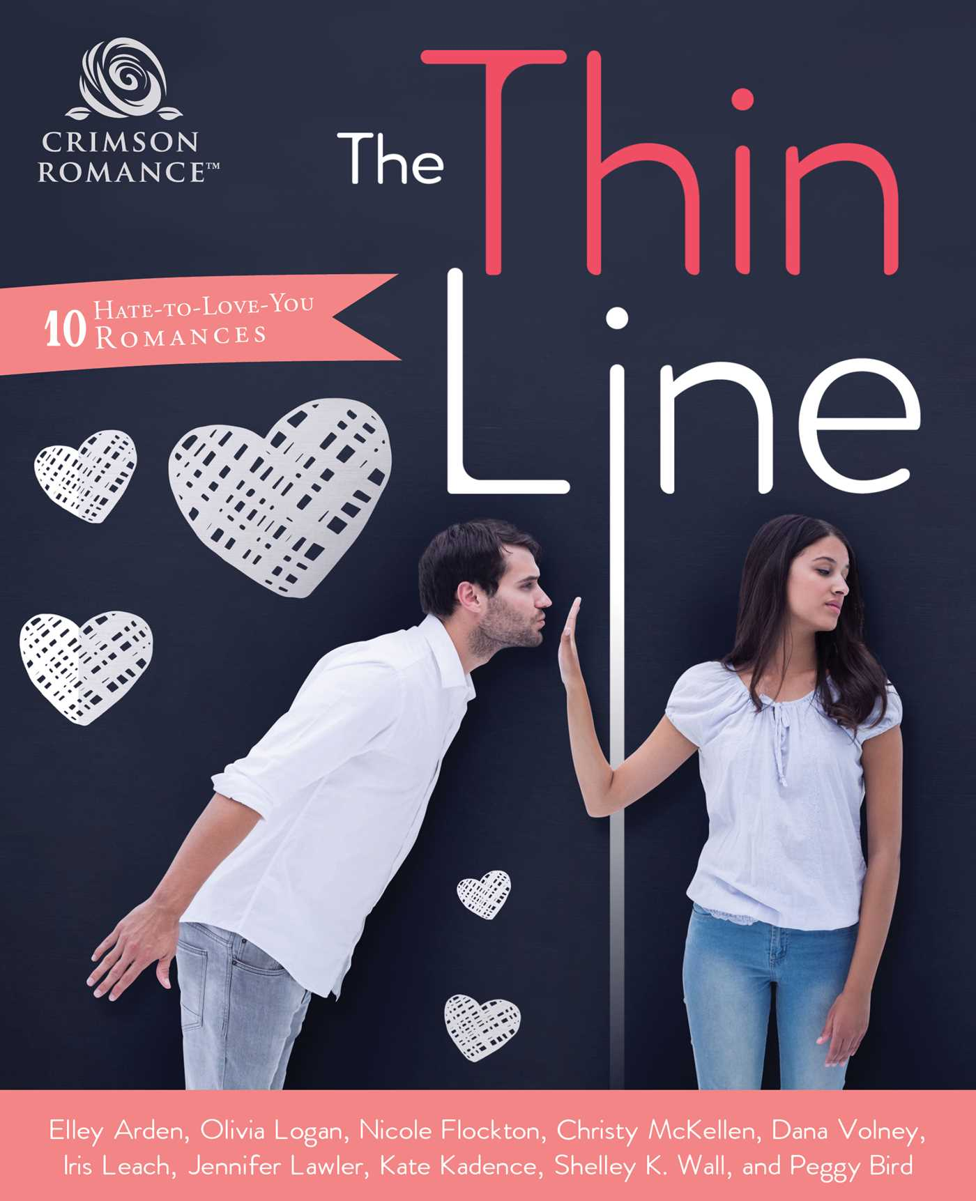 The thin line 9781507201527 hr