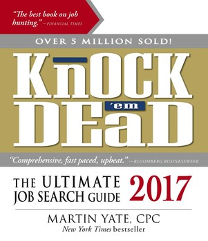 Knock 39em dead books by martin yate from simon schuster for Knock em dead cover letters pdf