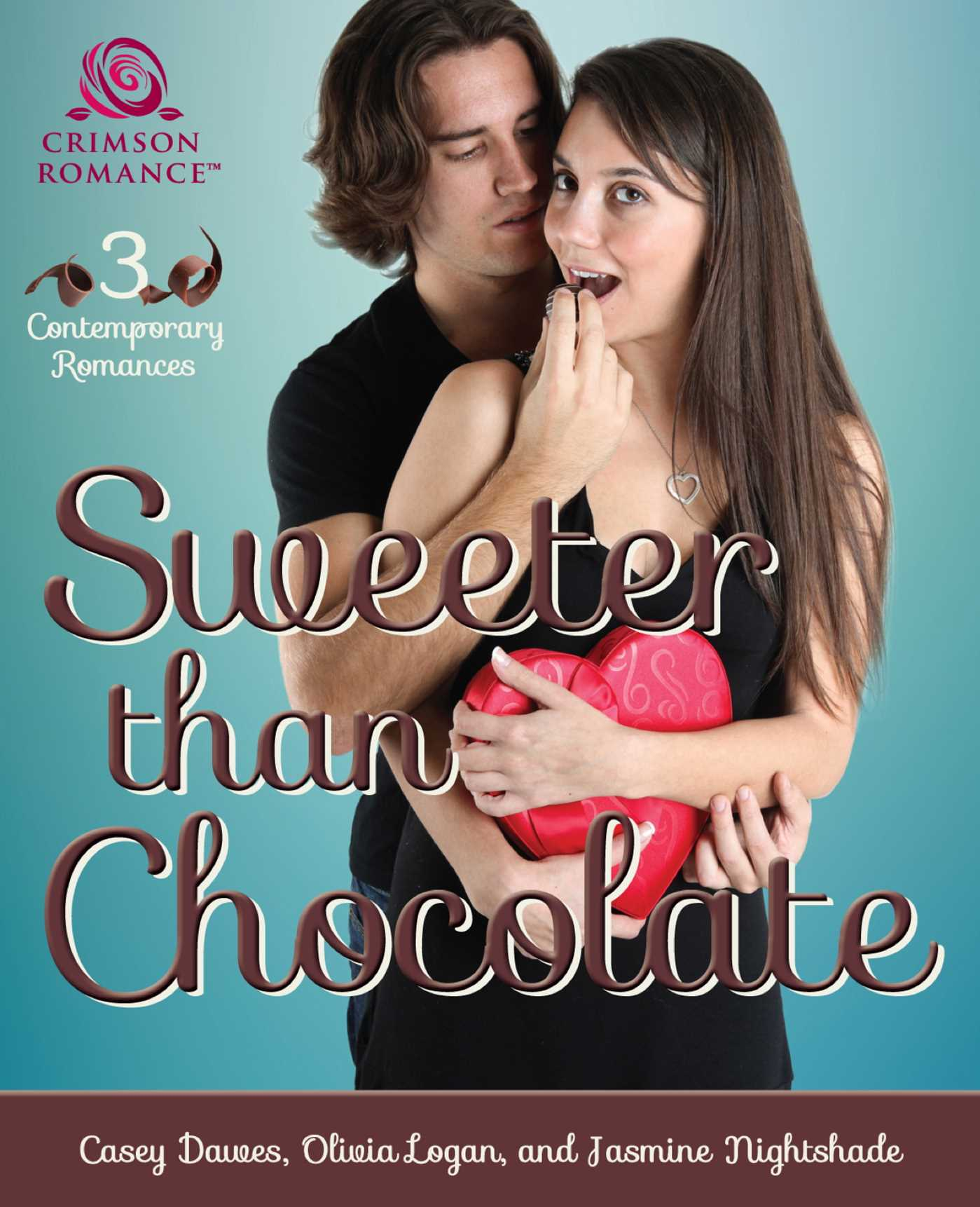 Sweeter than chocolate 9781507201718 hr