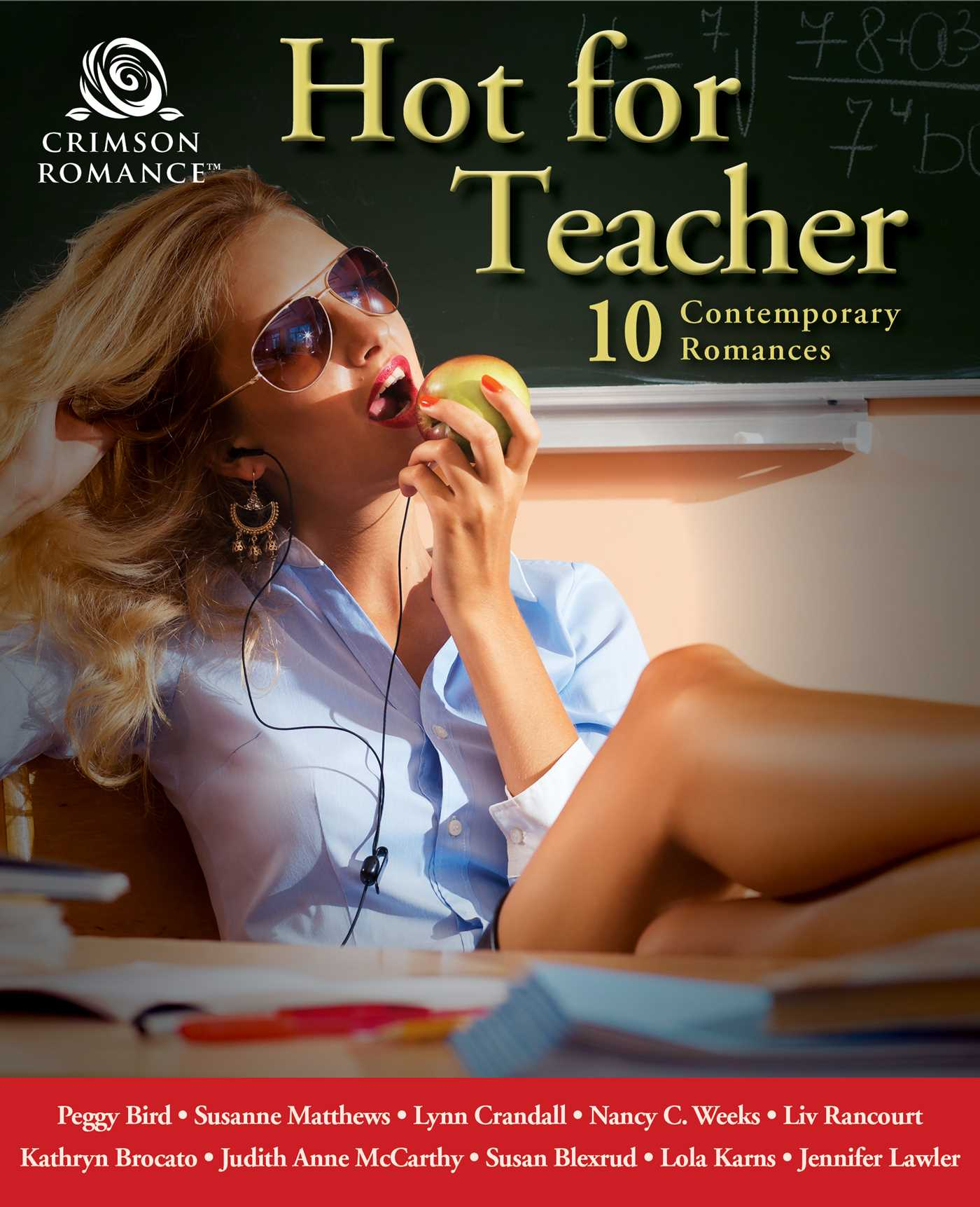 Hot for teacher 9781507203491 hr