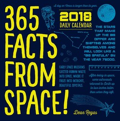 365 Facts from Space! 2018 Daily Calendar