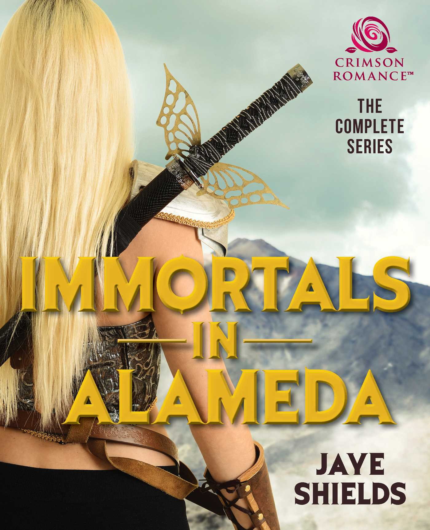 Immortals in alameda 9781507205648 hr