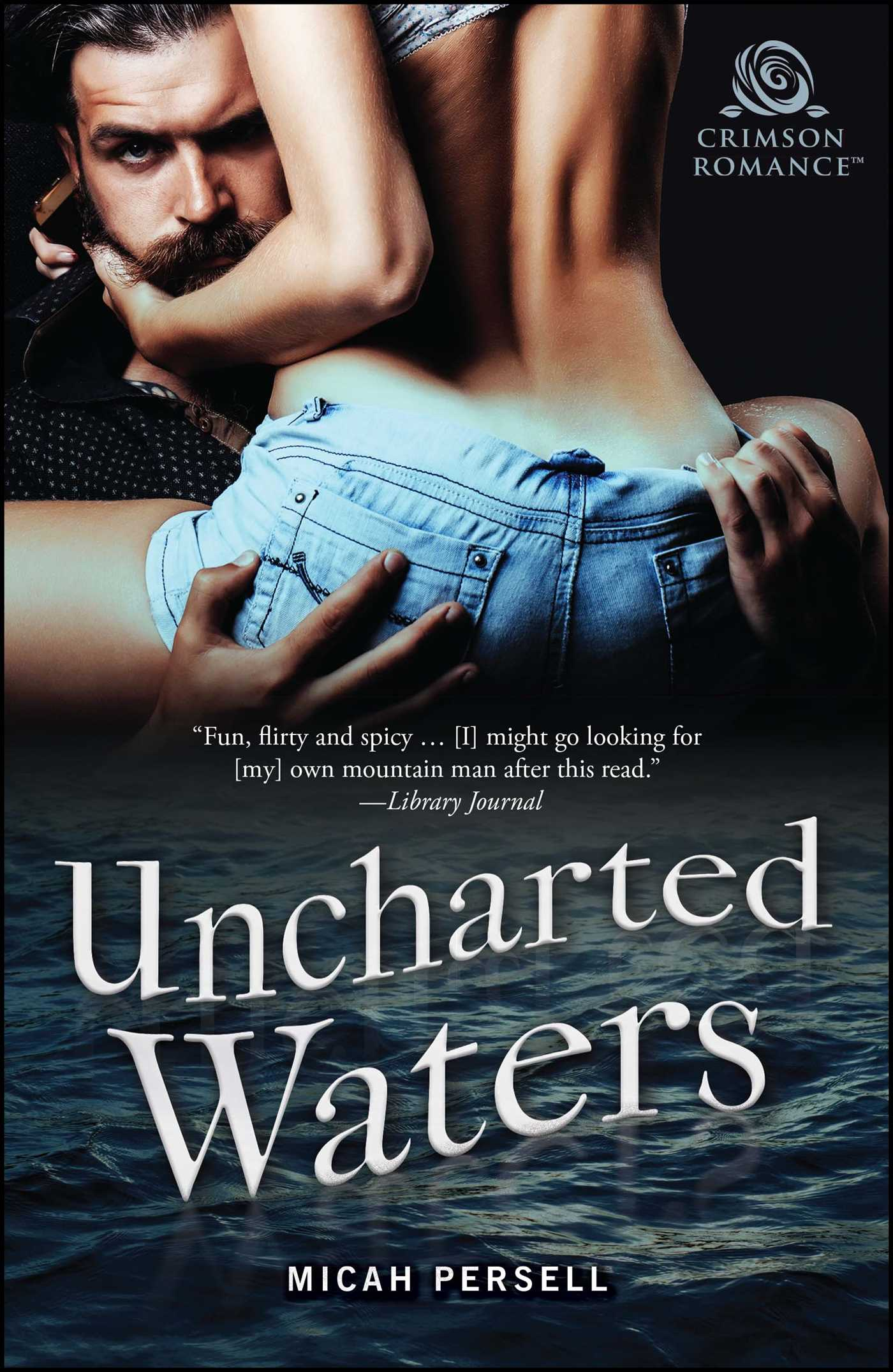 Uncharted waters 9781507206119 hr
