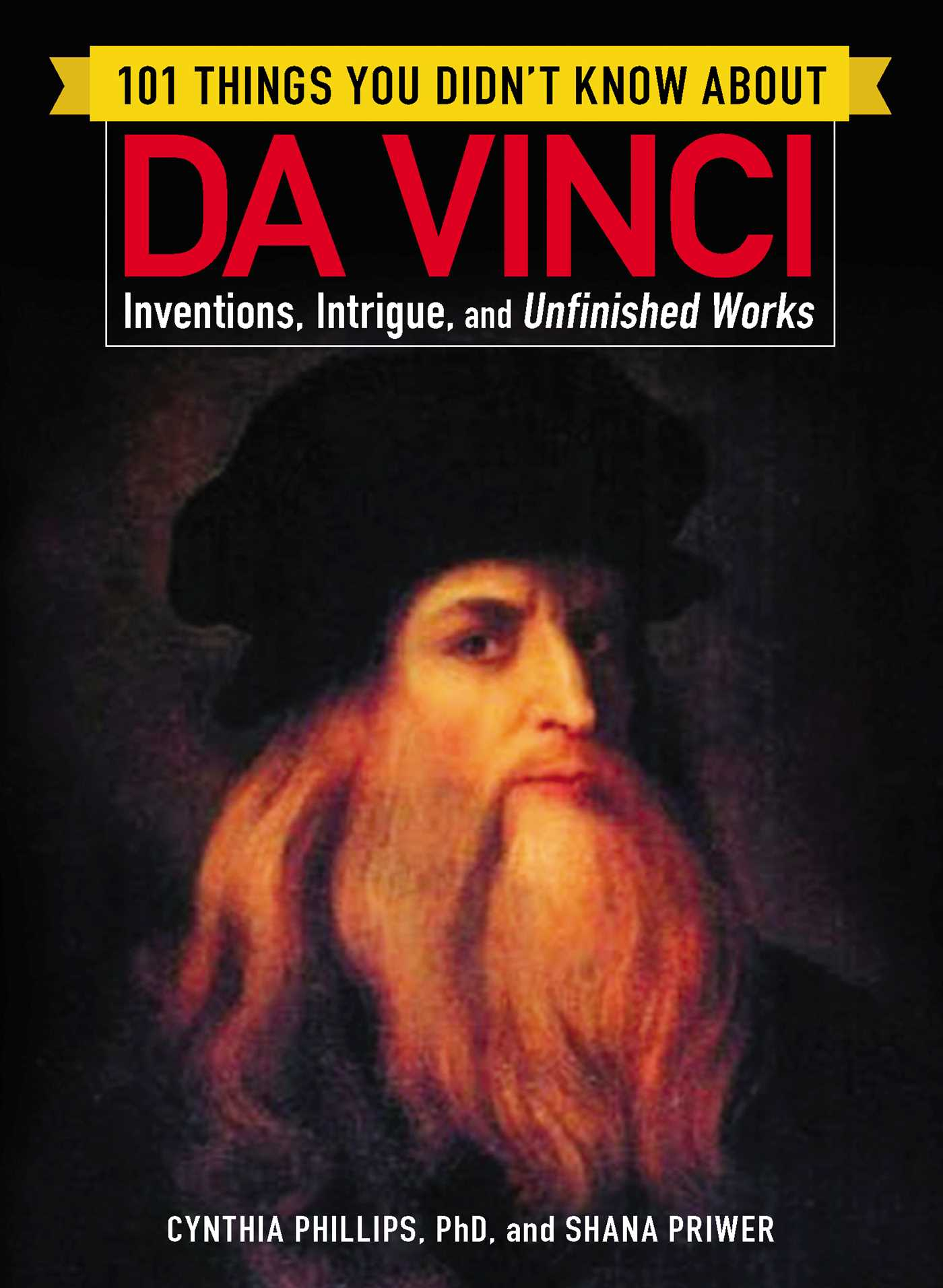 101 things you didn t know about da vinci 9781507206591 hr