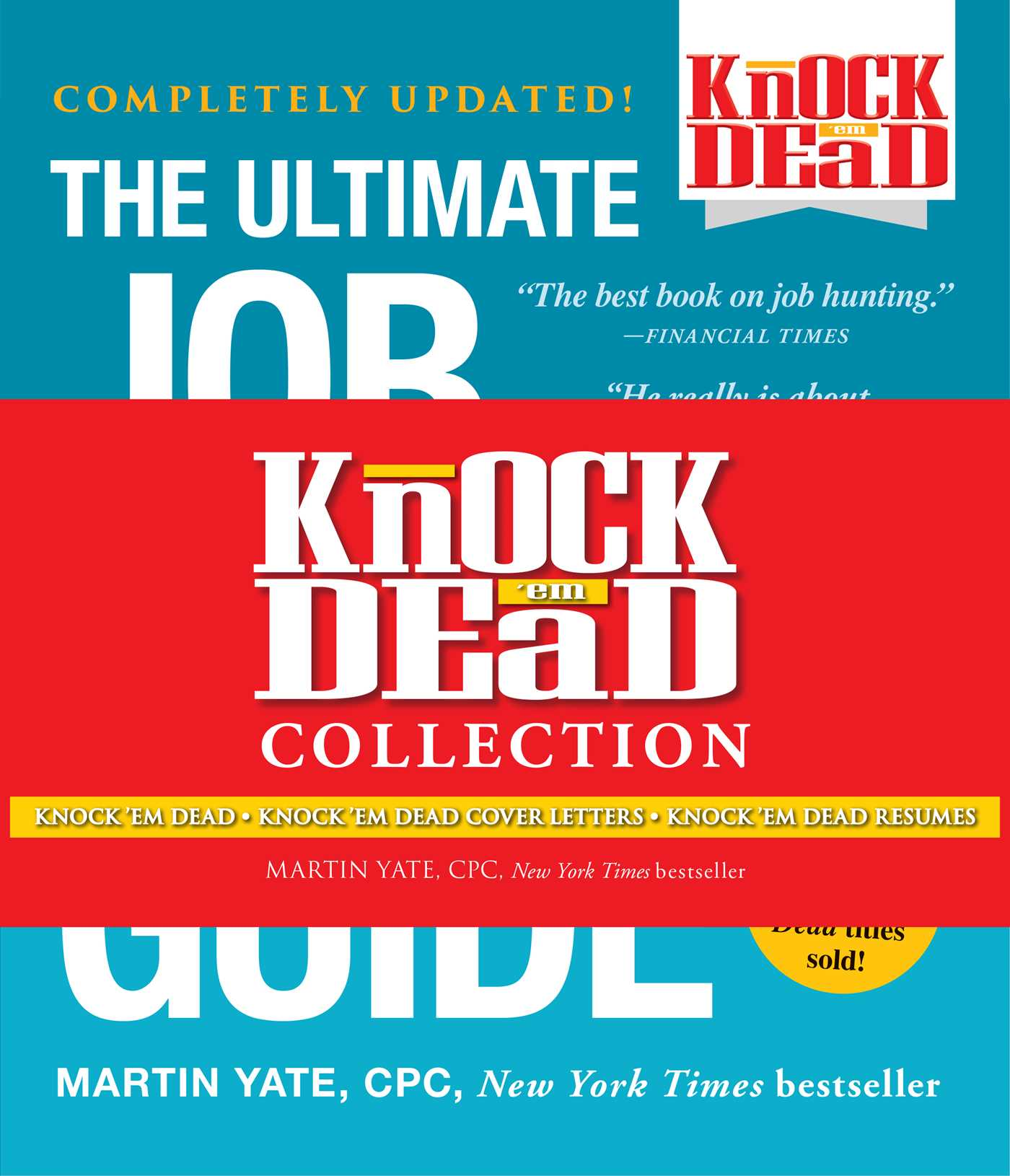 knock em dead collection ebook by martin yate official publisher