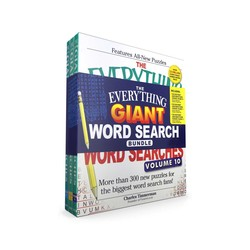 The Everything Giant Word Search Bundle