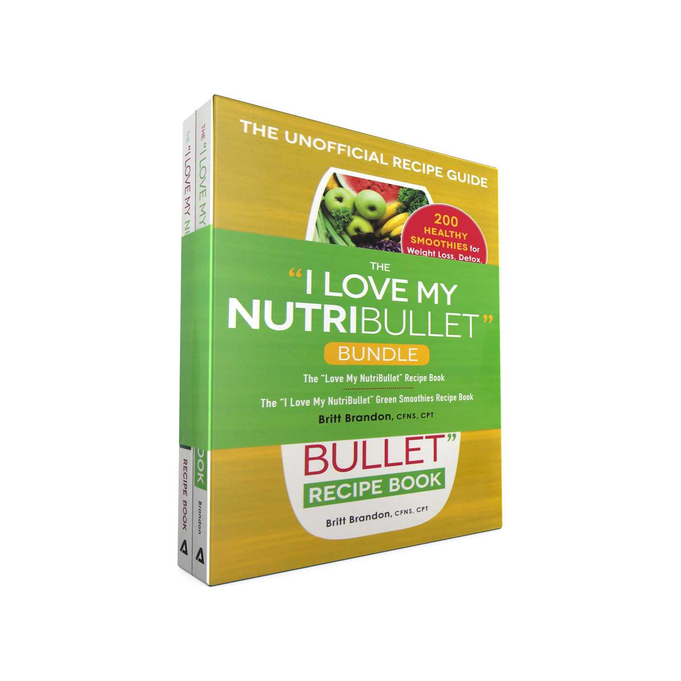 The i love my nutribullet collection 9781507206829 hr
