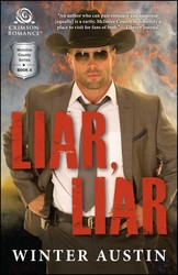 Liar, Liar book cover