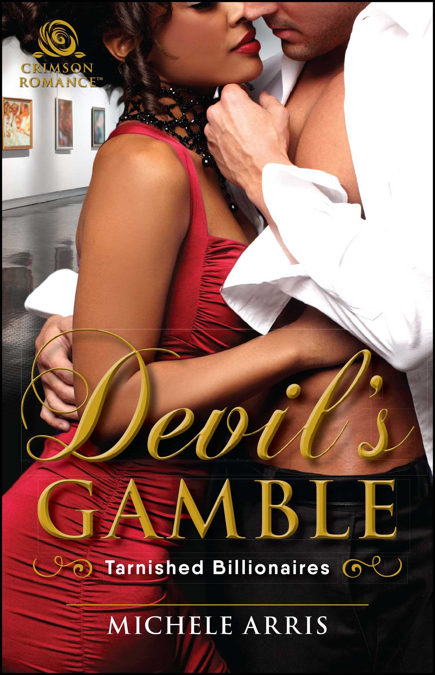 Devils gamble 9781507207048 hr