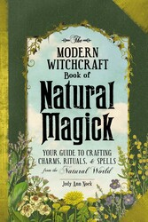 The Modern Witchcraft Book of Natural Magick