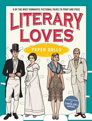 Literary Loves Paper Dolls