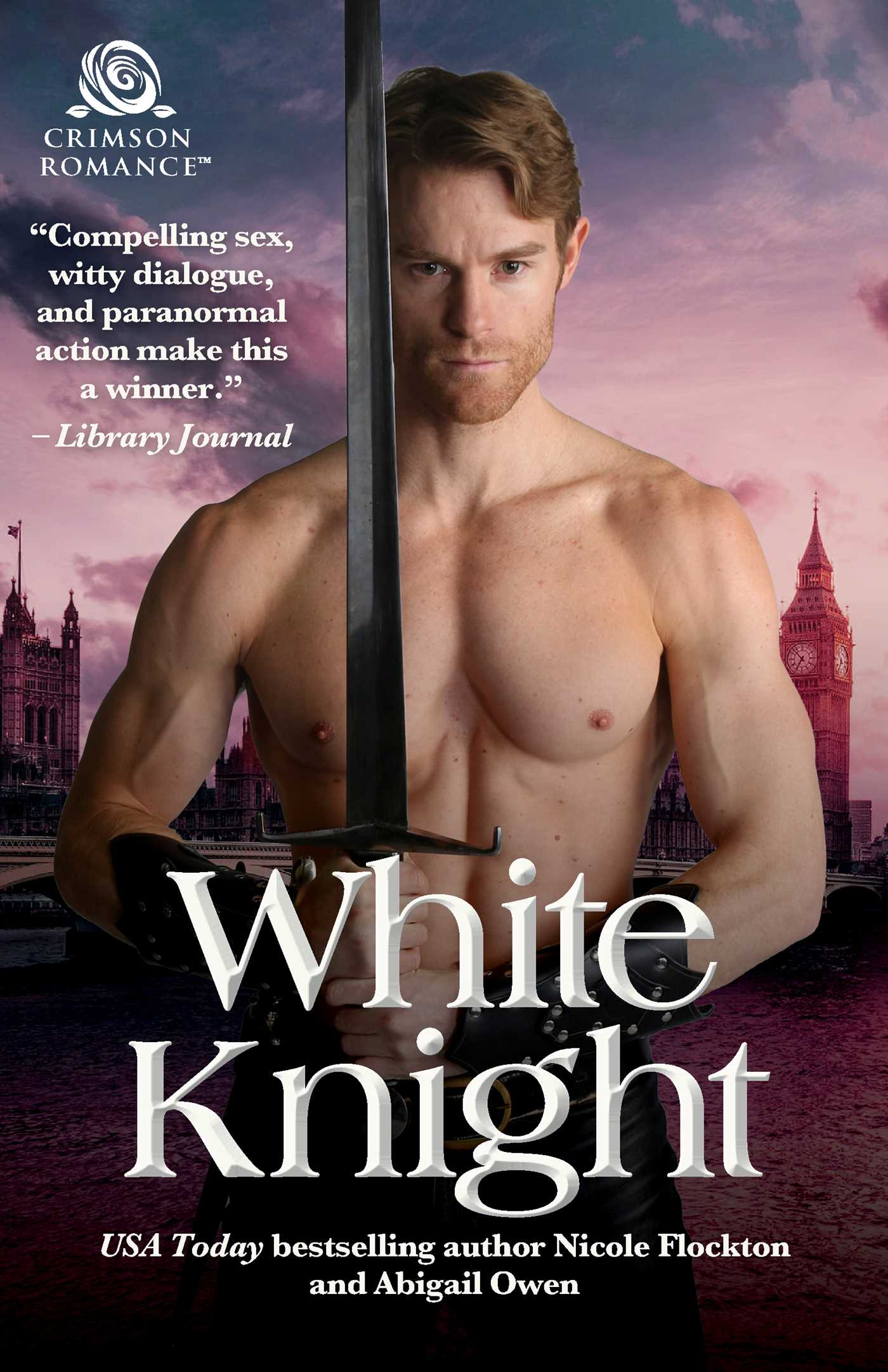 White knight 9781507208755 hr