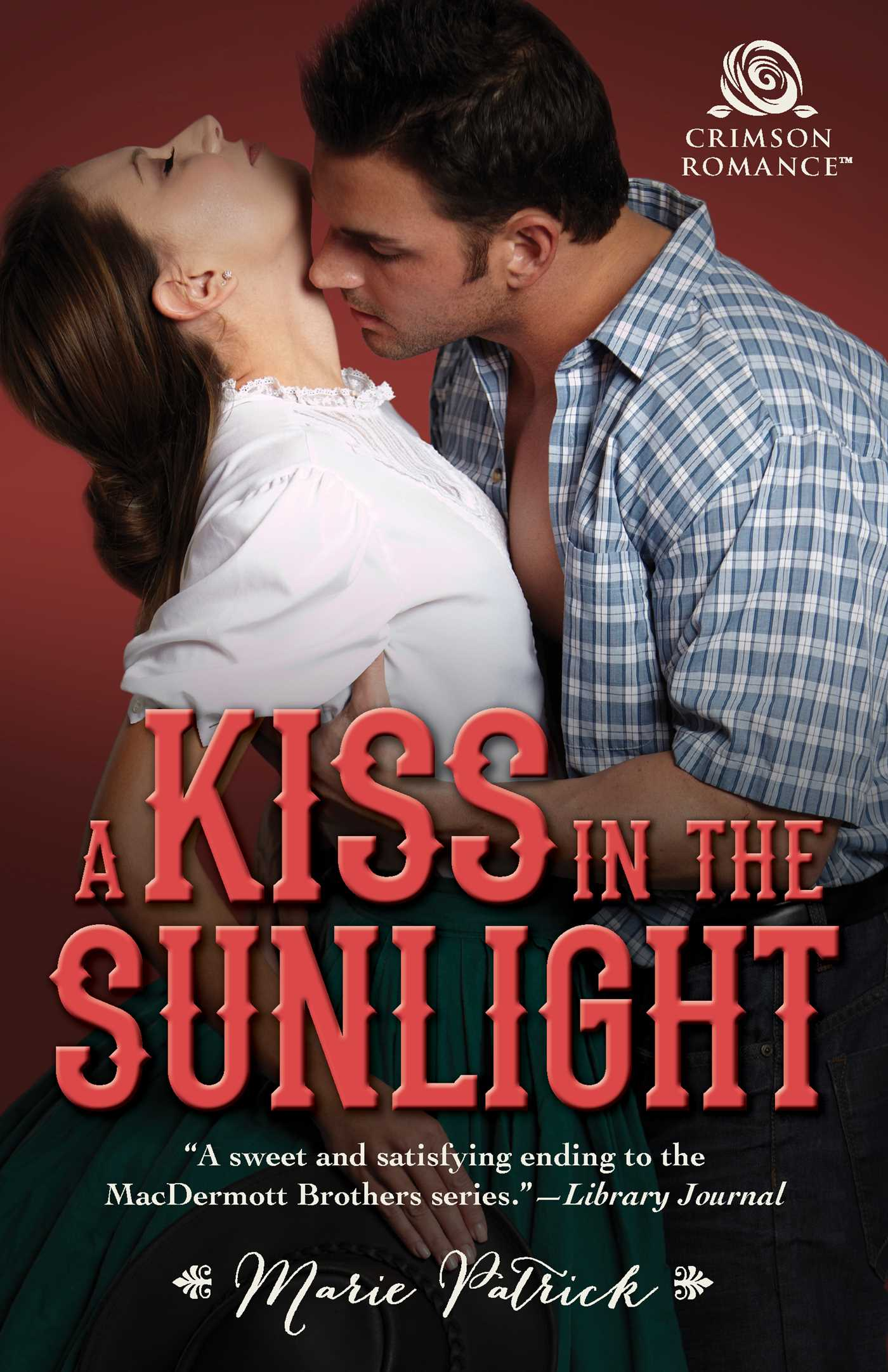 A kiss in the sunlight 9781507208793 hr