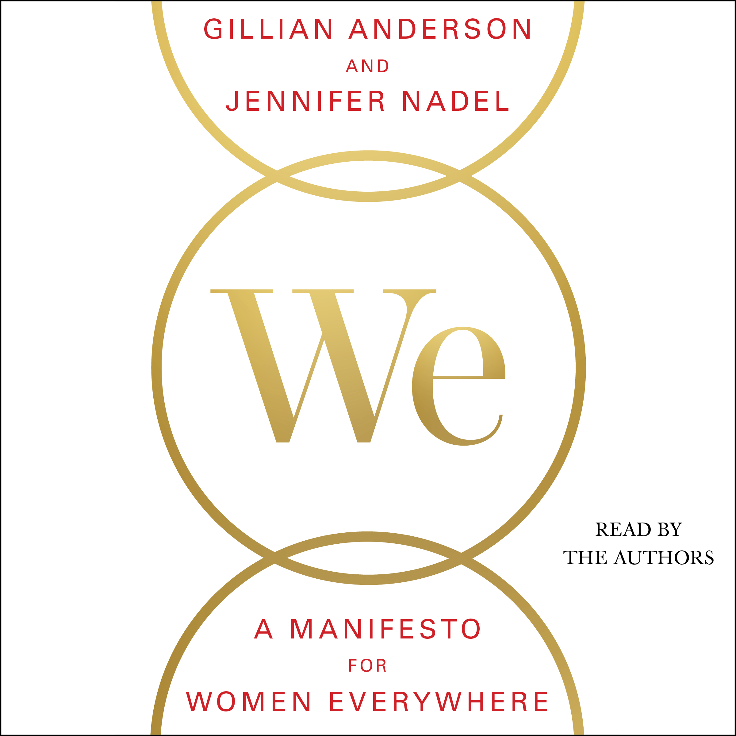We a manifesto for women everywhere 9781508214373 hr