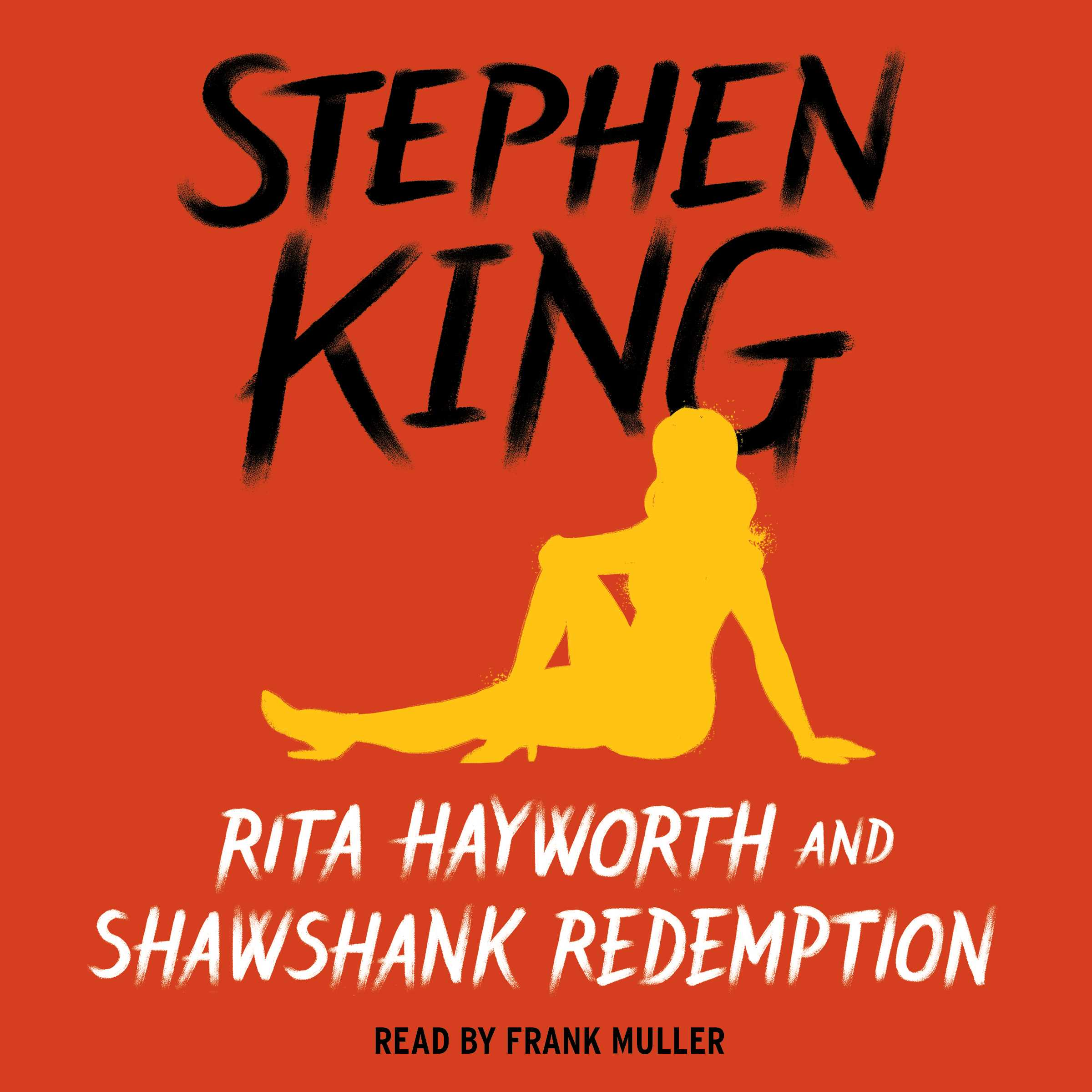 Rita Hayworth And Shawshank Redemption Book Cover