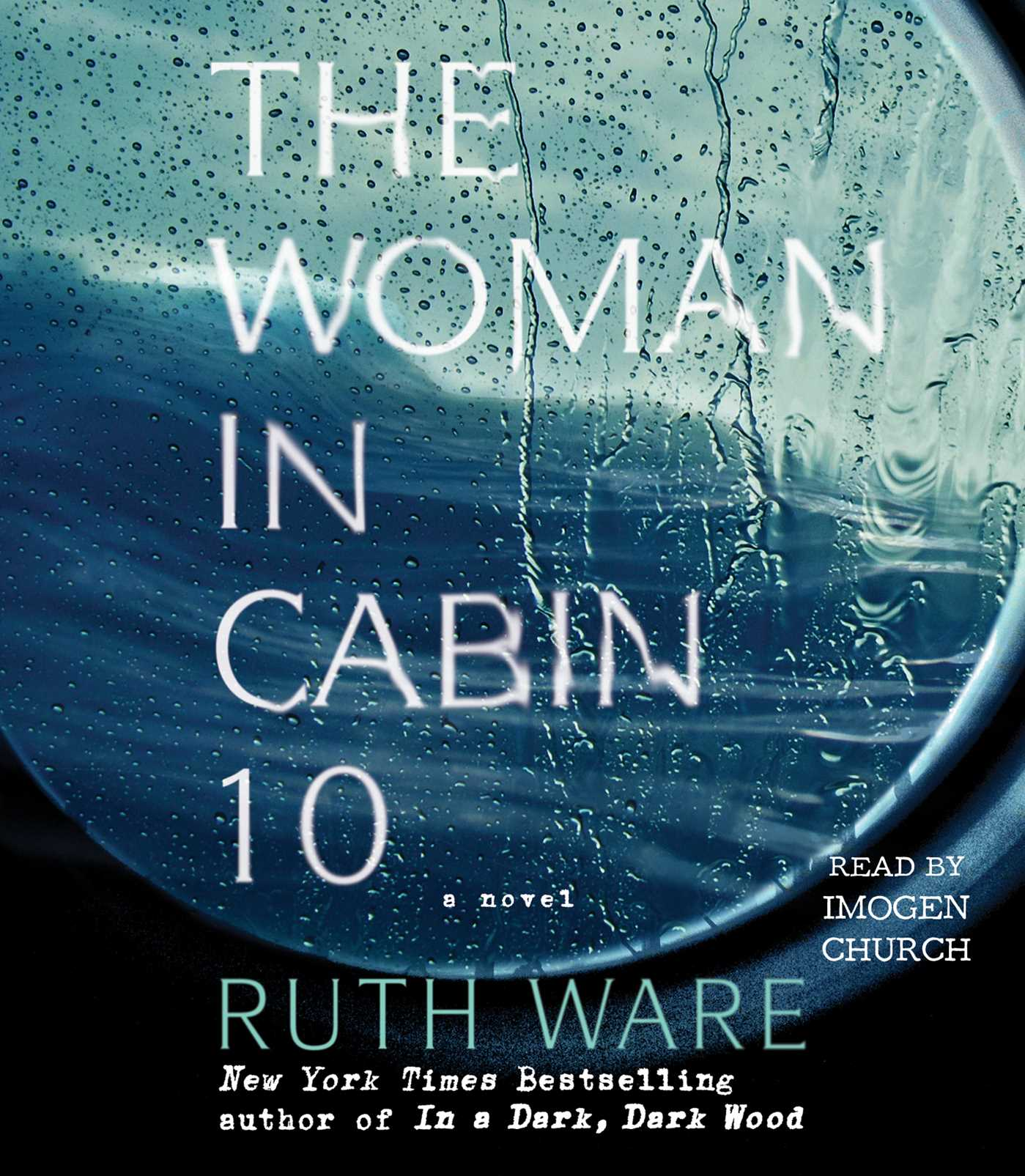 The woman in cabin 10 9781508217930 hr