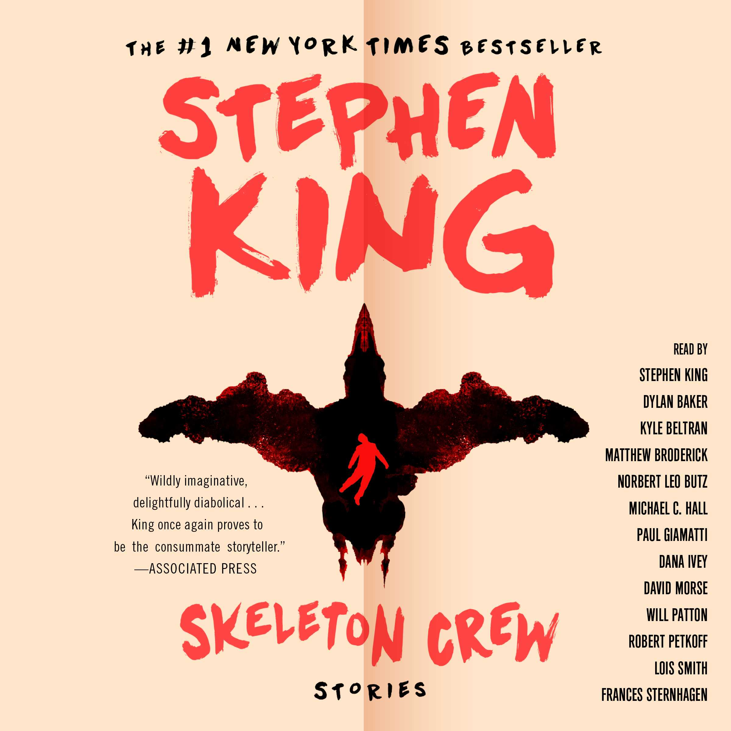 Skeleton crew 9781508218401 hr