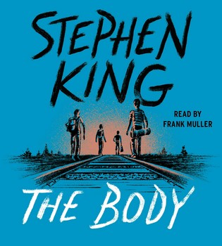 The Body Audiobook On Cd By Stephen King Frank Muller