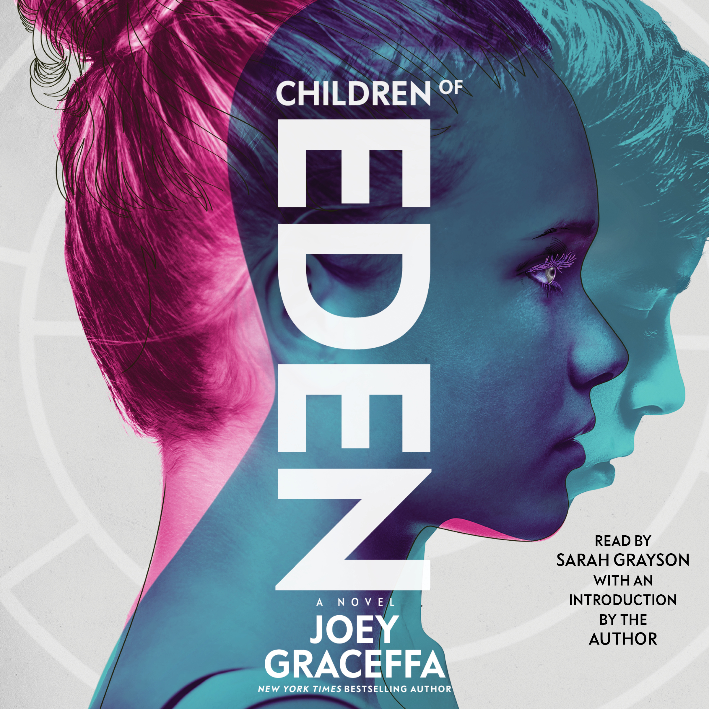 Children Of Eden Book Cover ~ Children of eden audiobook by joey graceffa sarah grayson
