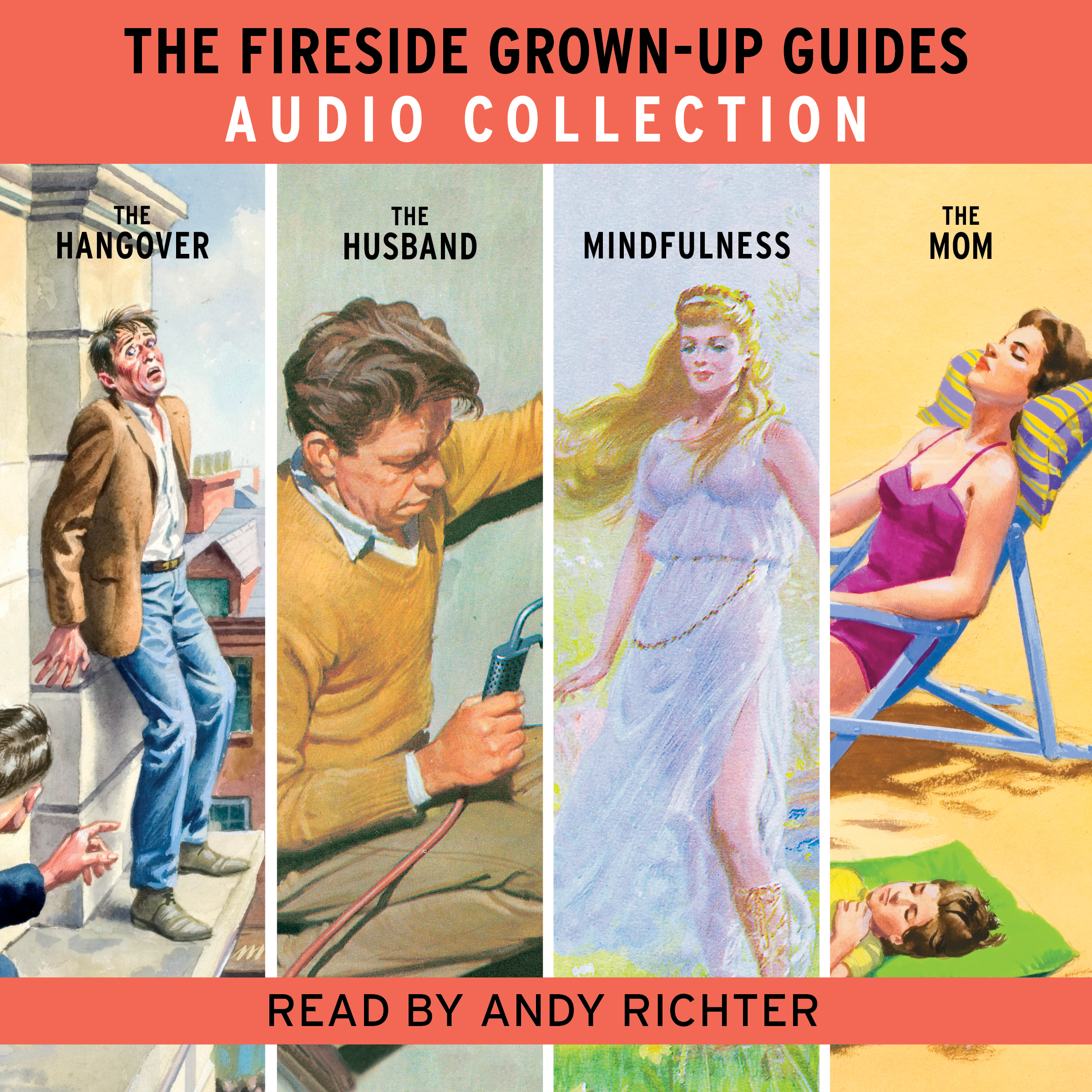 The fireside grown up guides audio collection 9781508228981 hr