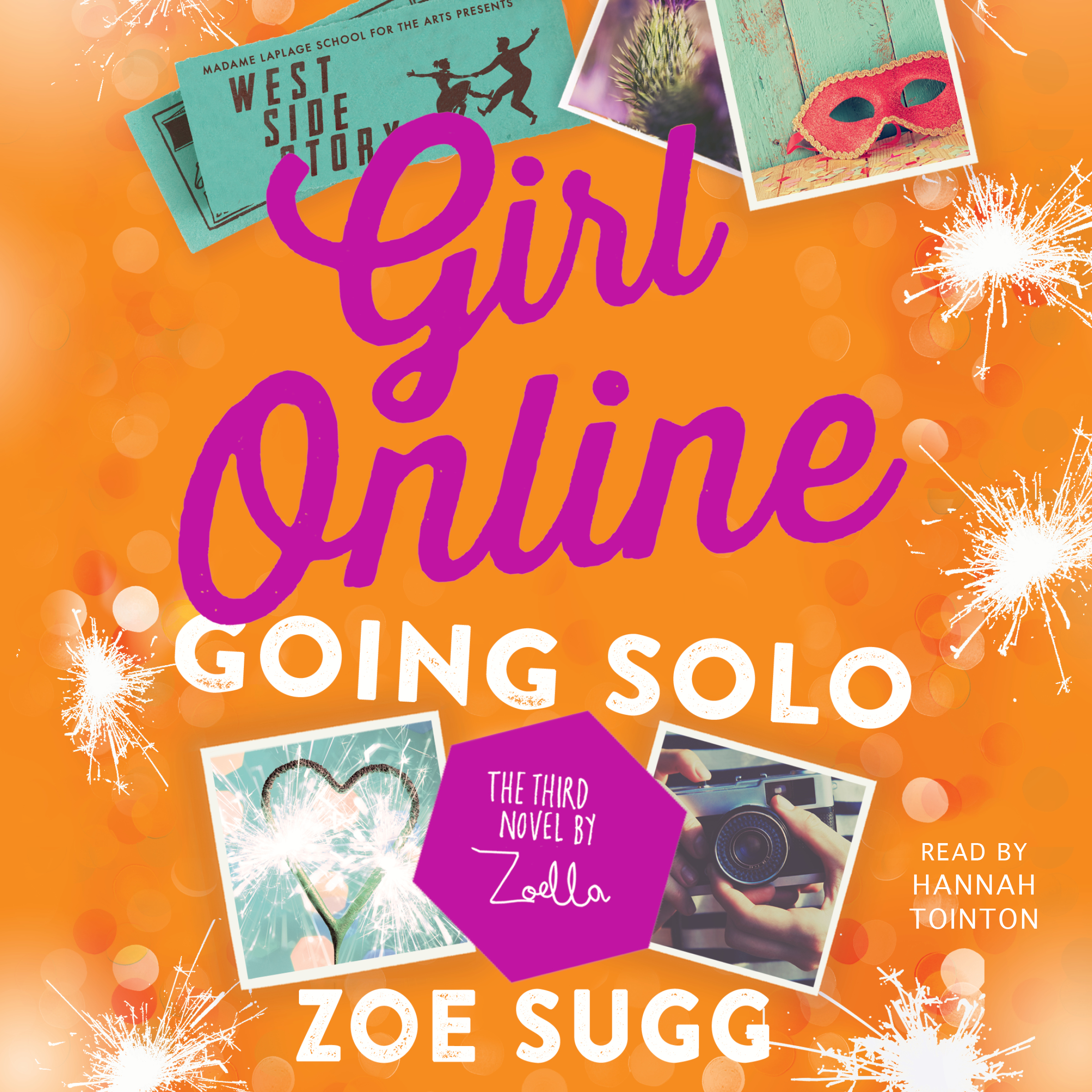 Girl online going solo 9781508231615 hr