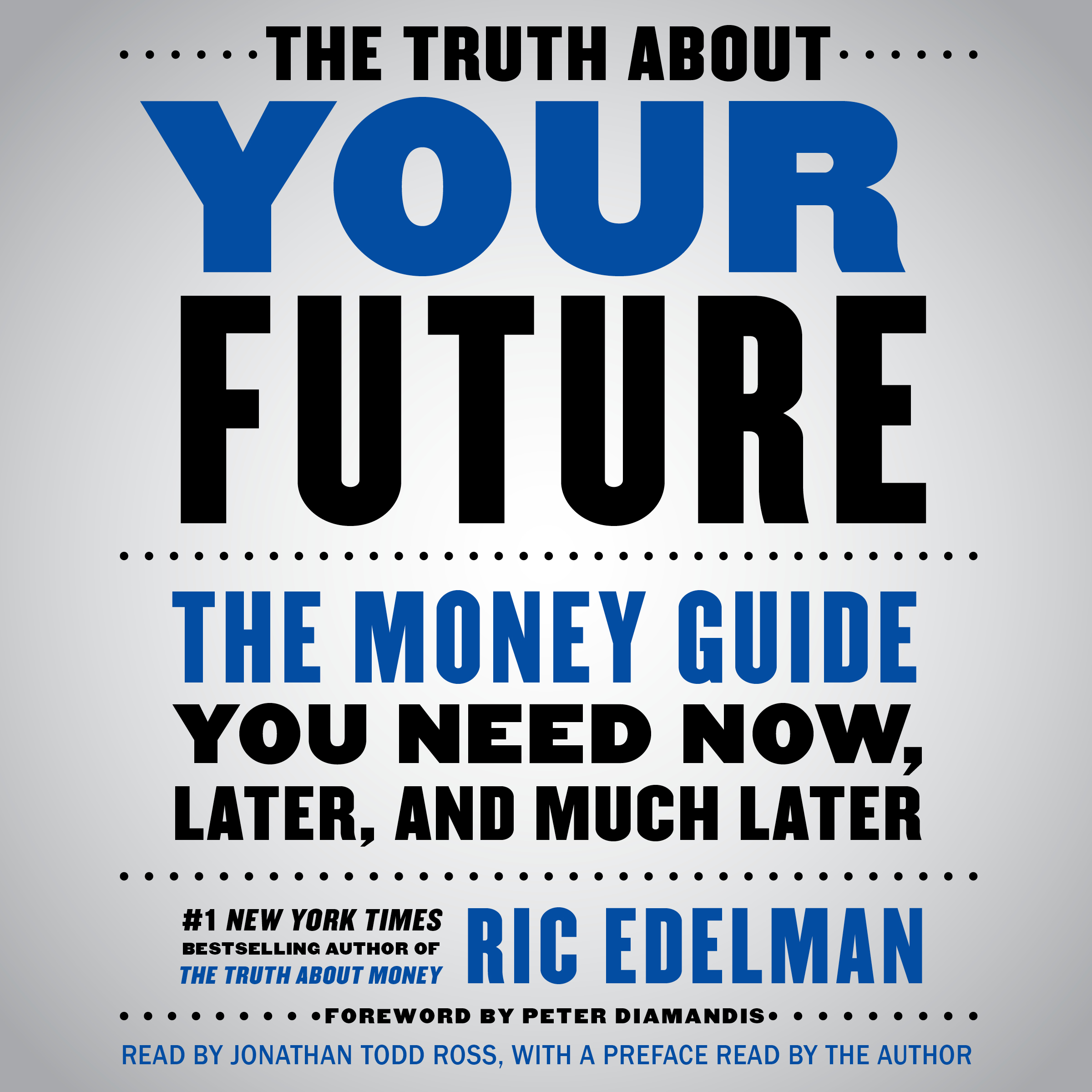 The truth about your future 9781508235163 hr