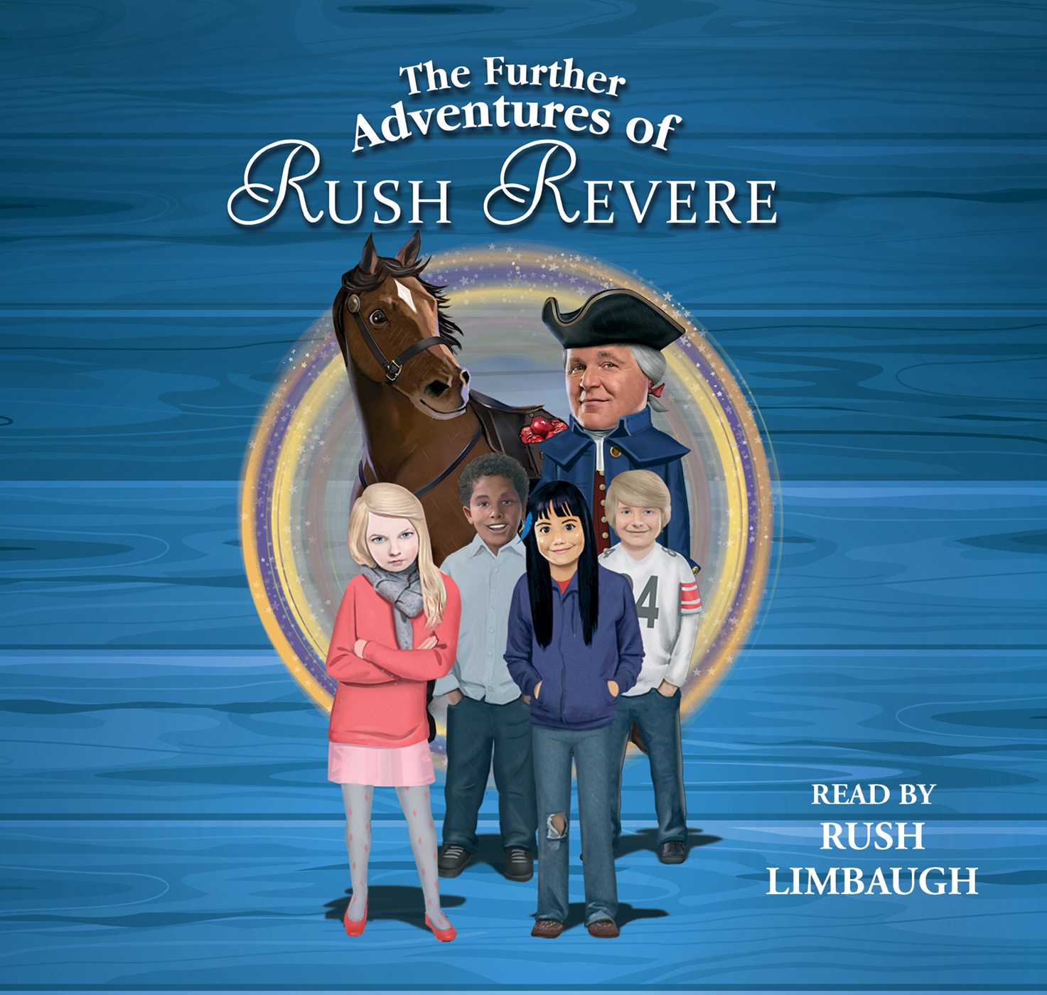 The further adventures of rush revere 9781508236450 hr