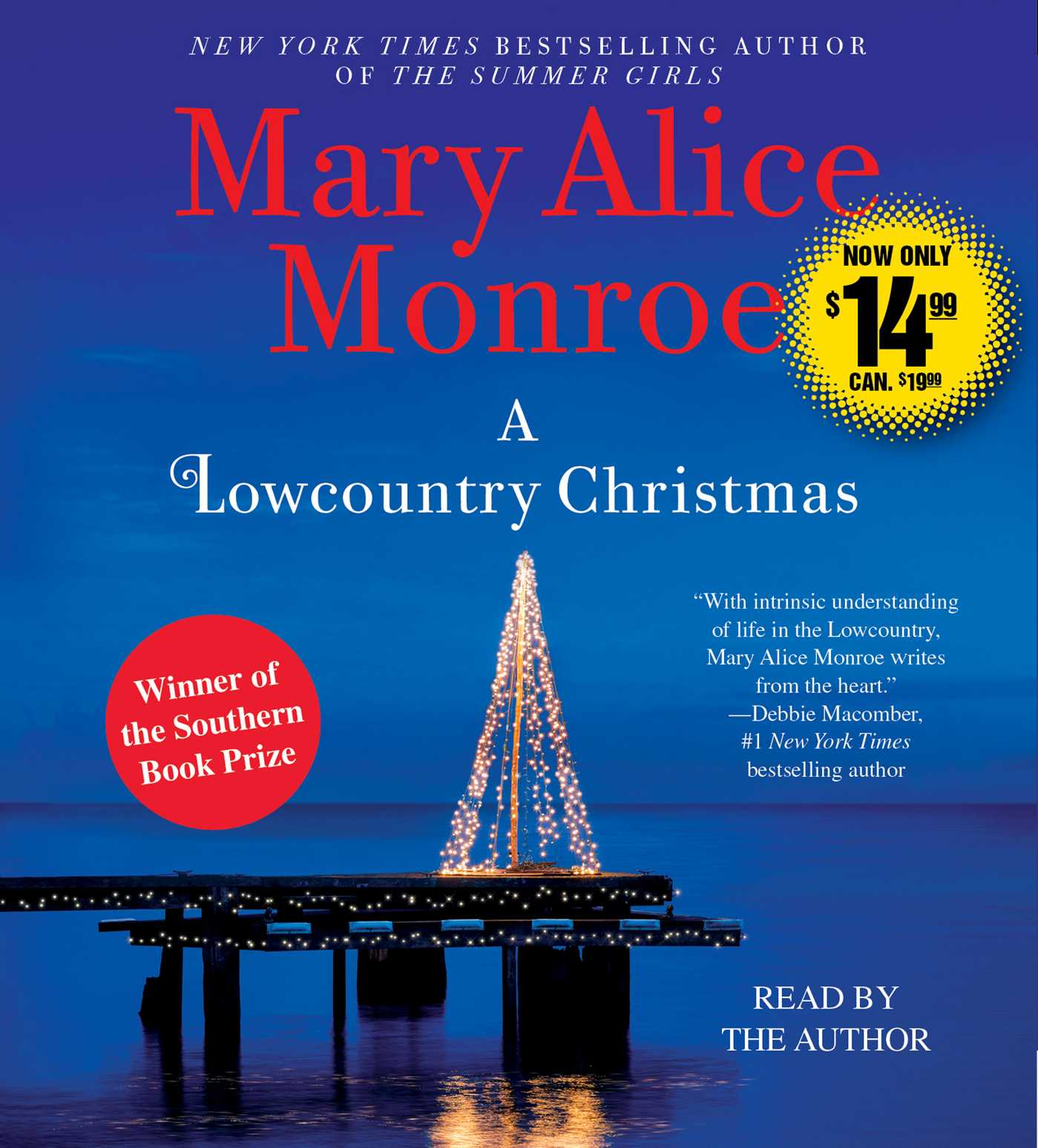 A lowcountry christmas 9781508239581 hr
