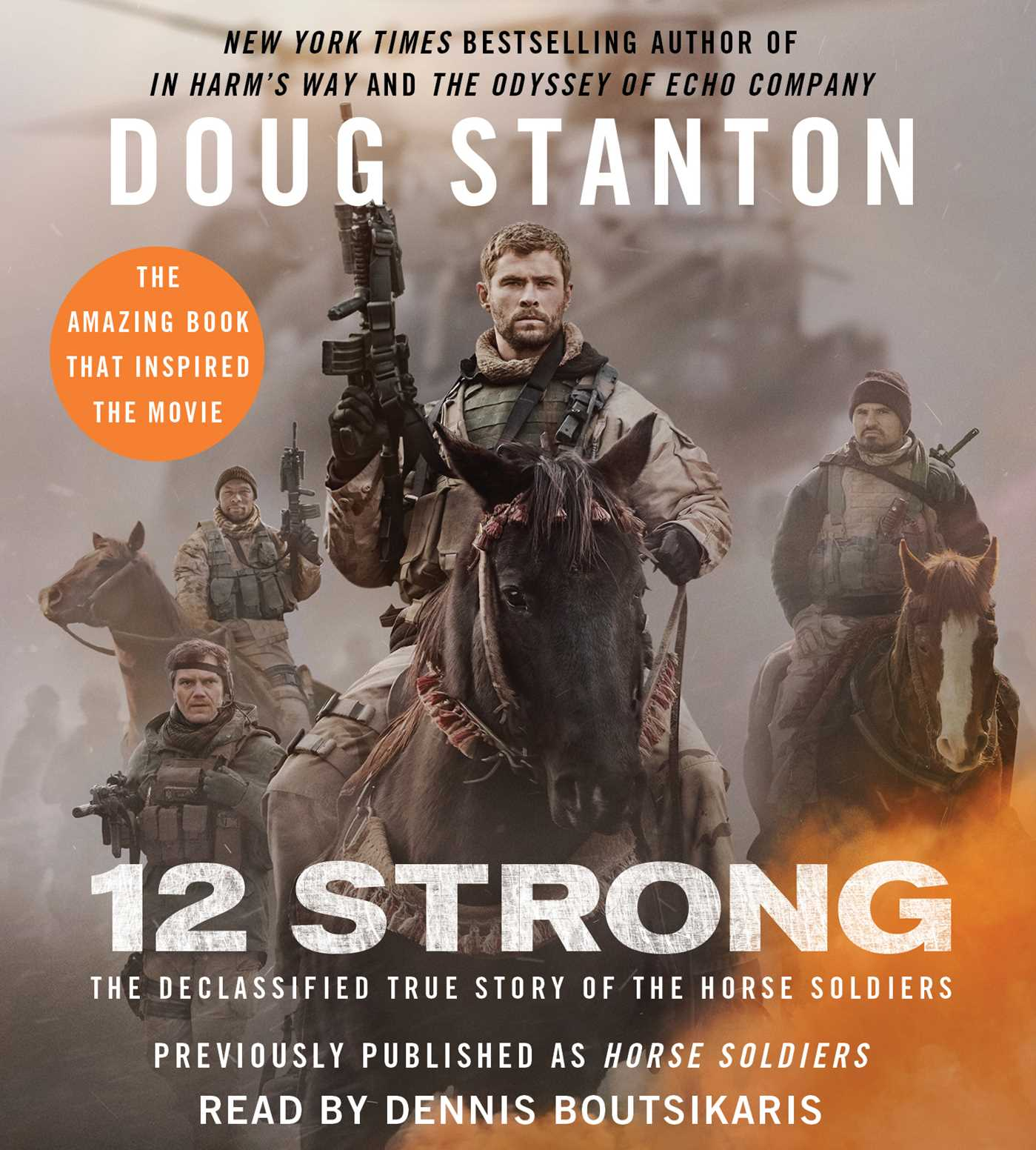 12 strong 9781508243854 hr