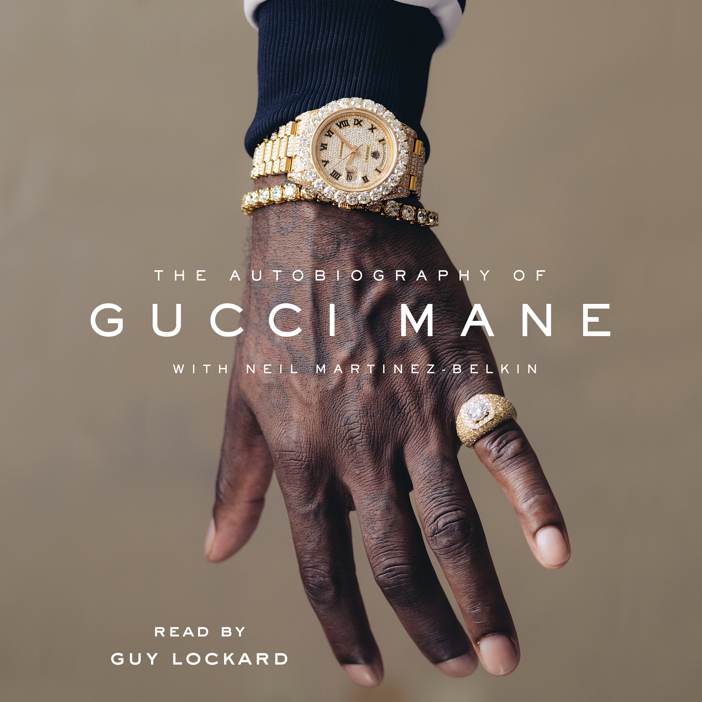 The autobiography of gucci mane 9781508248910 hr