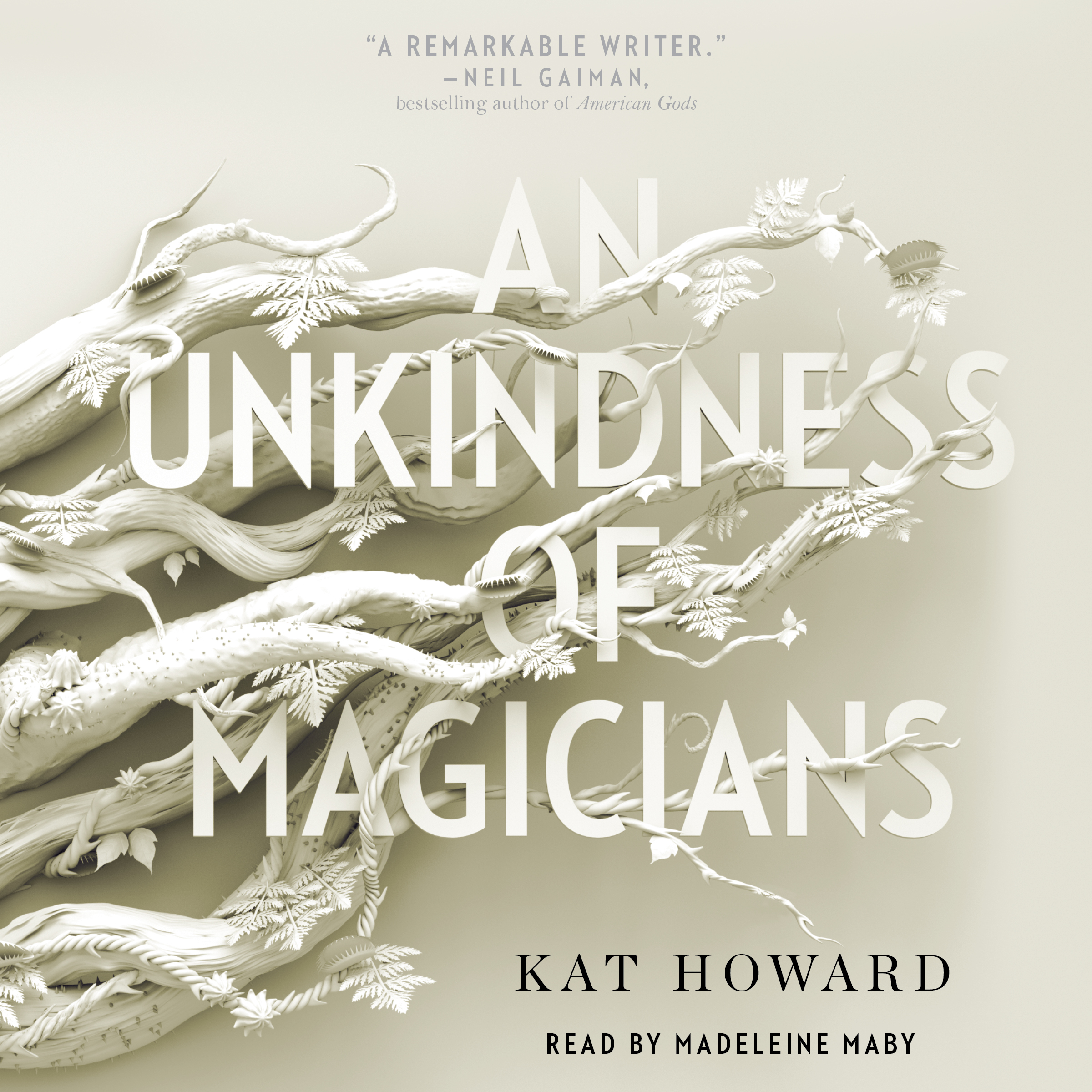An unkindness of magicians 9781508251149 hr