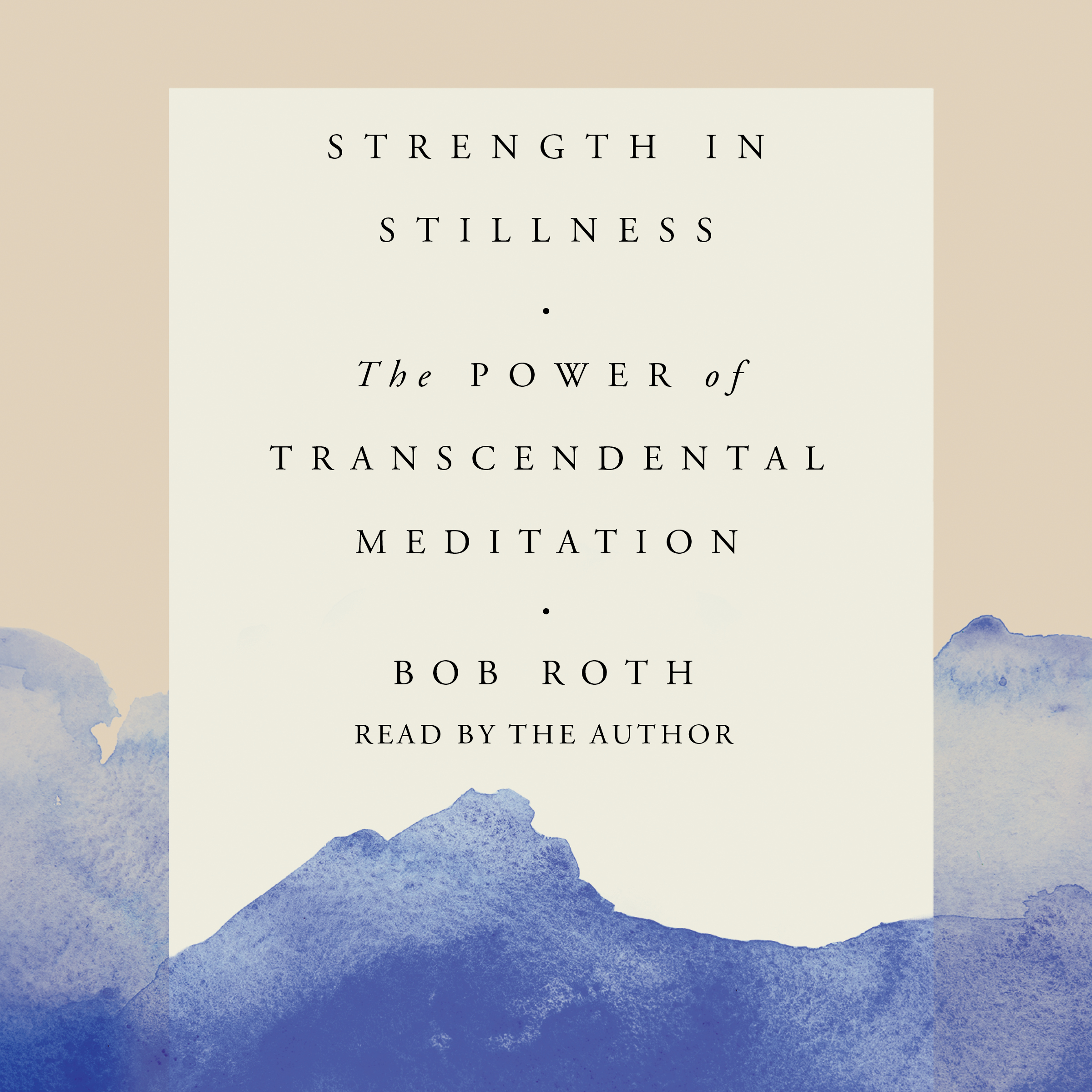 Strength in stillness 9781508251972 hr