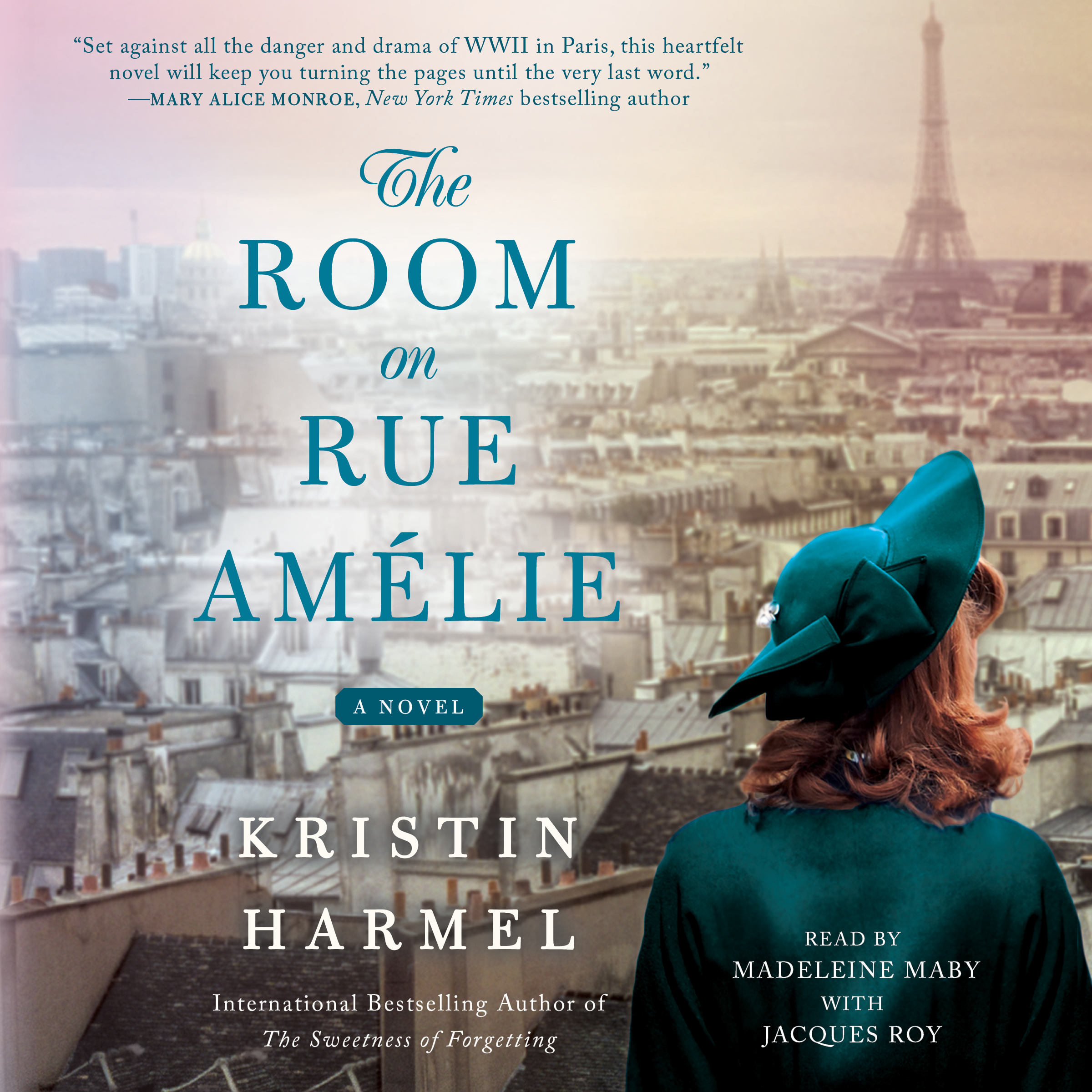 The room on rue amelie 9781508254744 hr