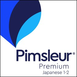 Pimsleur Japanese Levels 1-2 Unlimited Software