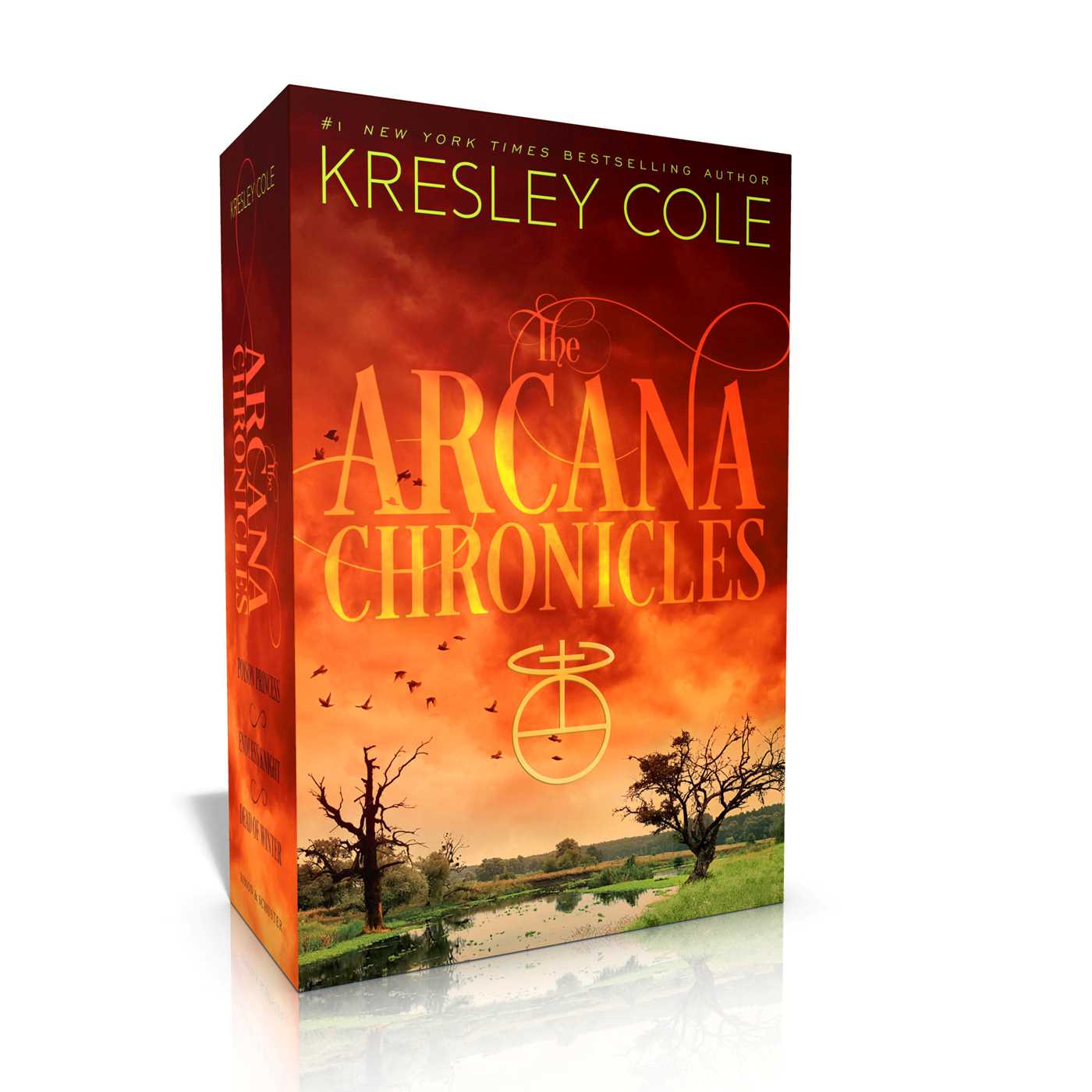 The arcana chronicles 9781534400030 hr