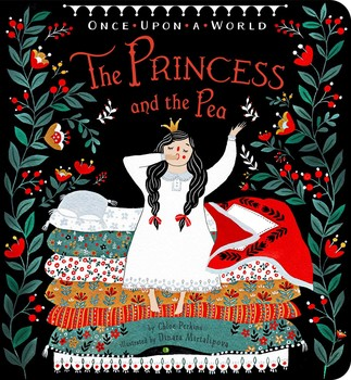 princess and the pea book. The Princess And Pea Book