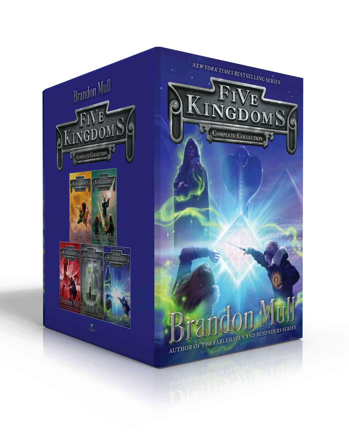 Five kingdoms complete collection 9781534400528 hr