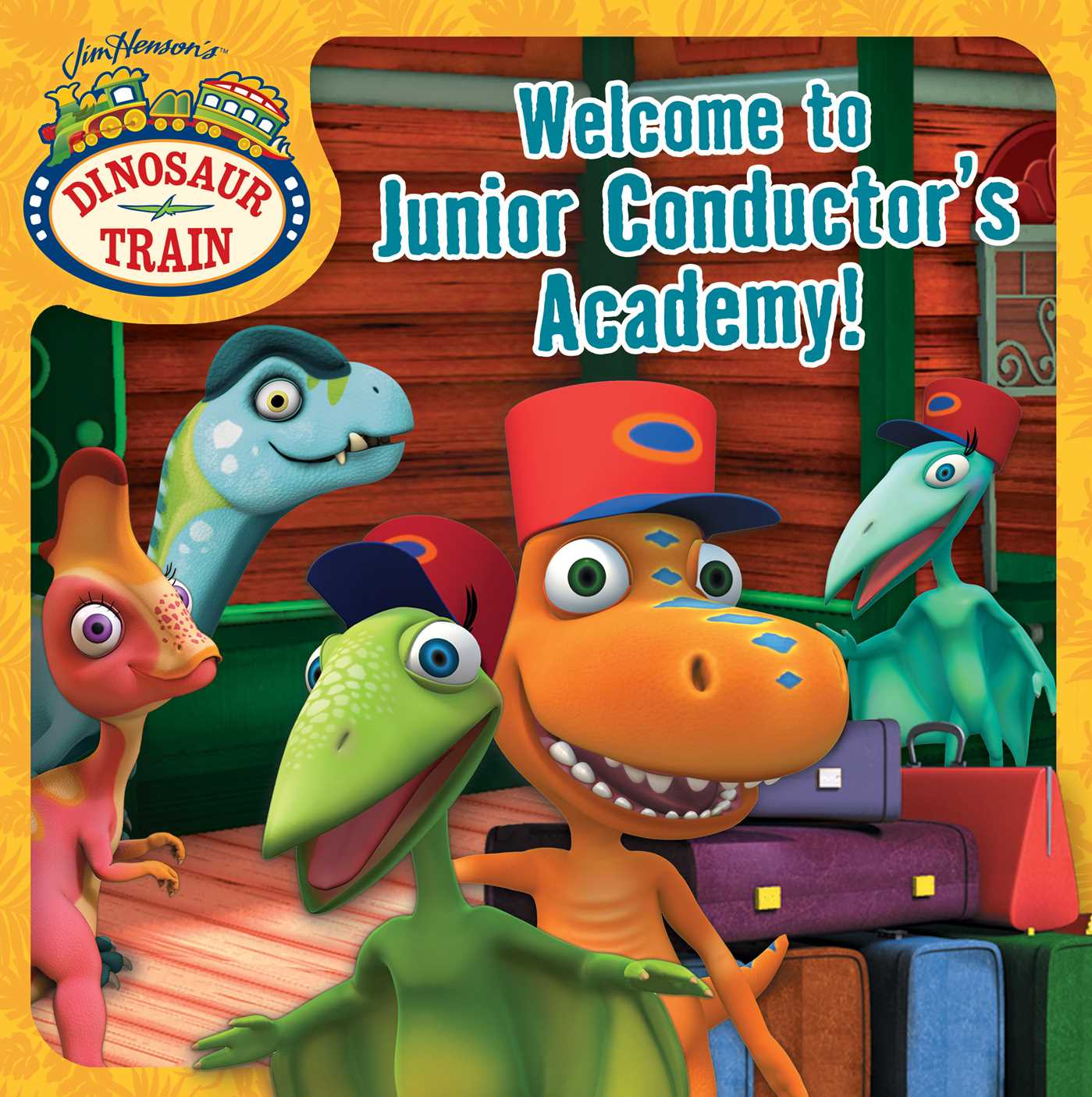 Welcome to junior conductor s academy 9781534402034 hr