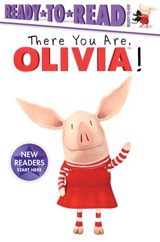 There You Are, Olivia!