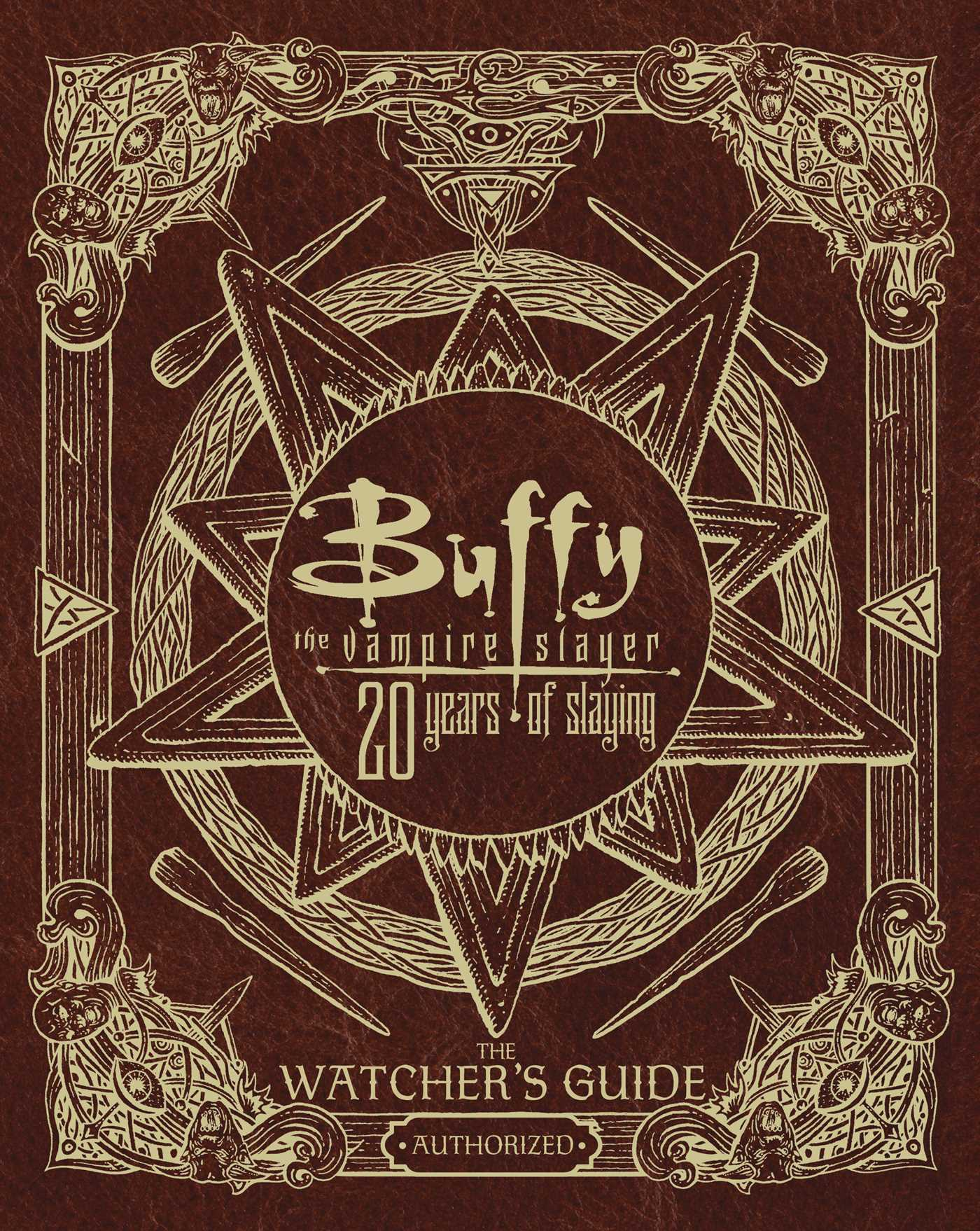 Buffy the vampire slayer 20 years of slaying 9781534404151 hr