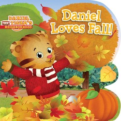 Daniel Loves Fall!