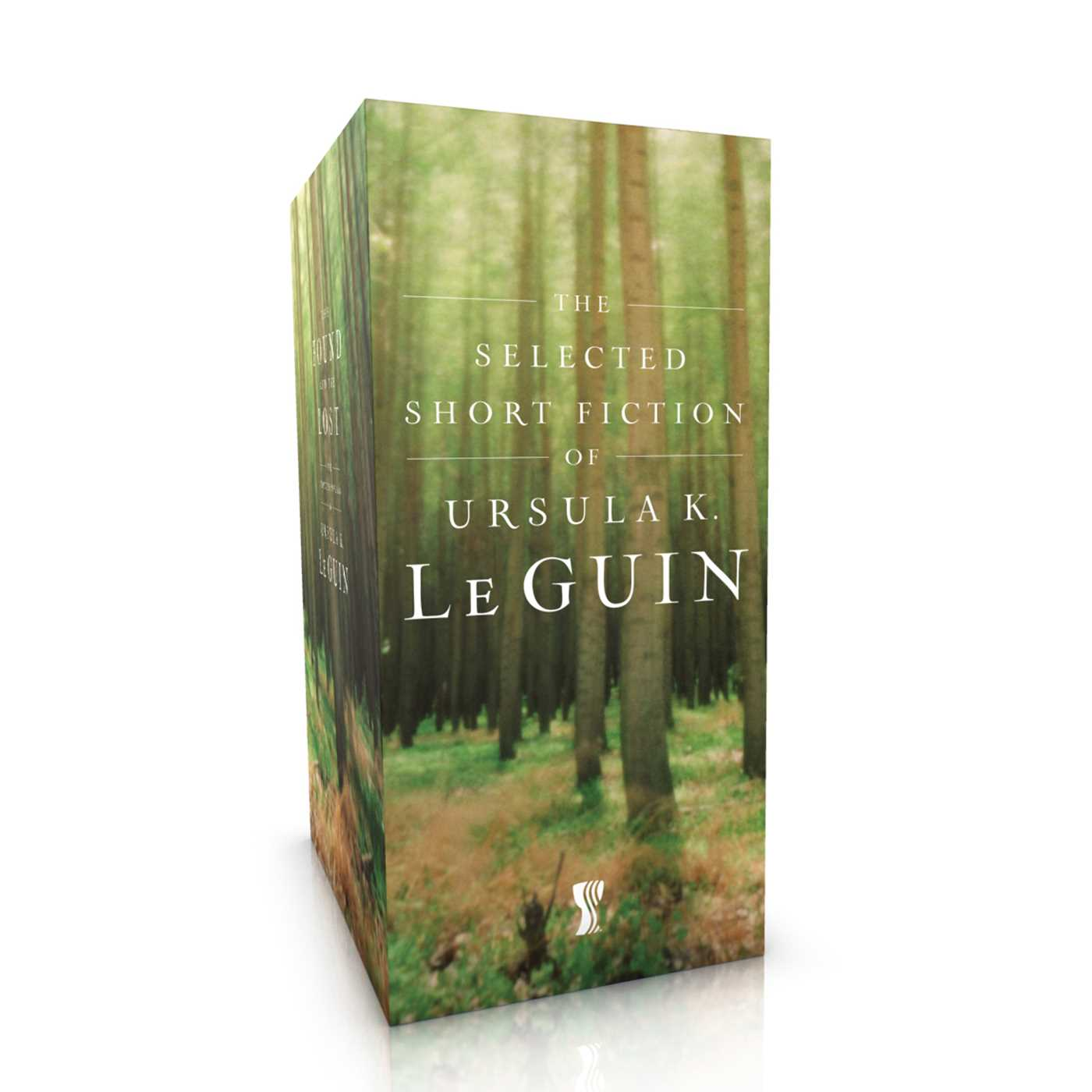 The selected short fiction of ursula k le guin boxed set 9781534404717 hr
