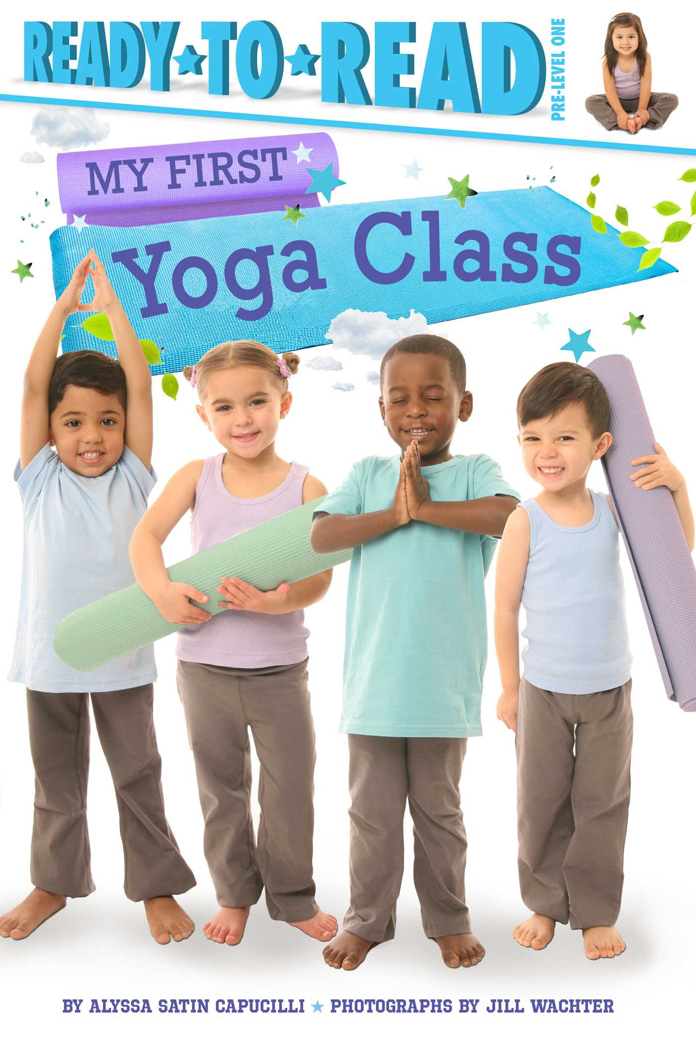 My first yoga class 9781534404847 hr