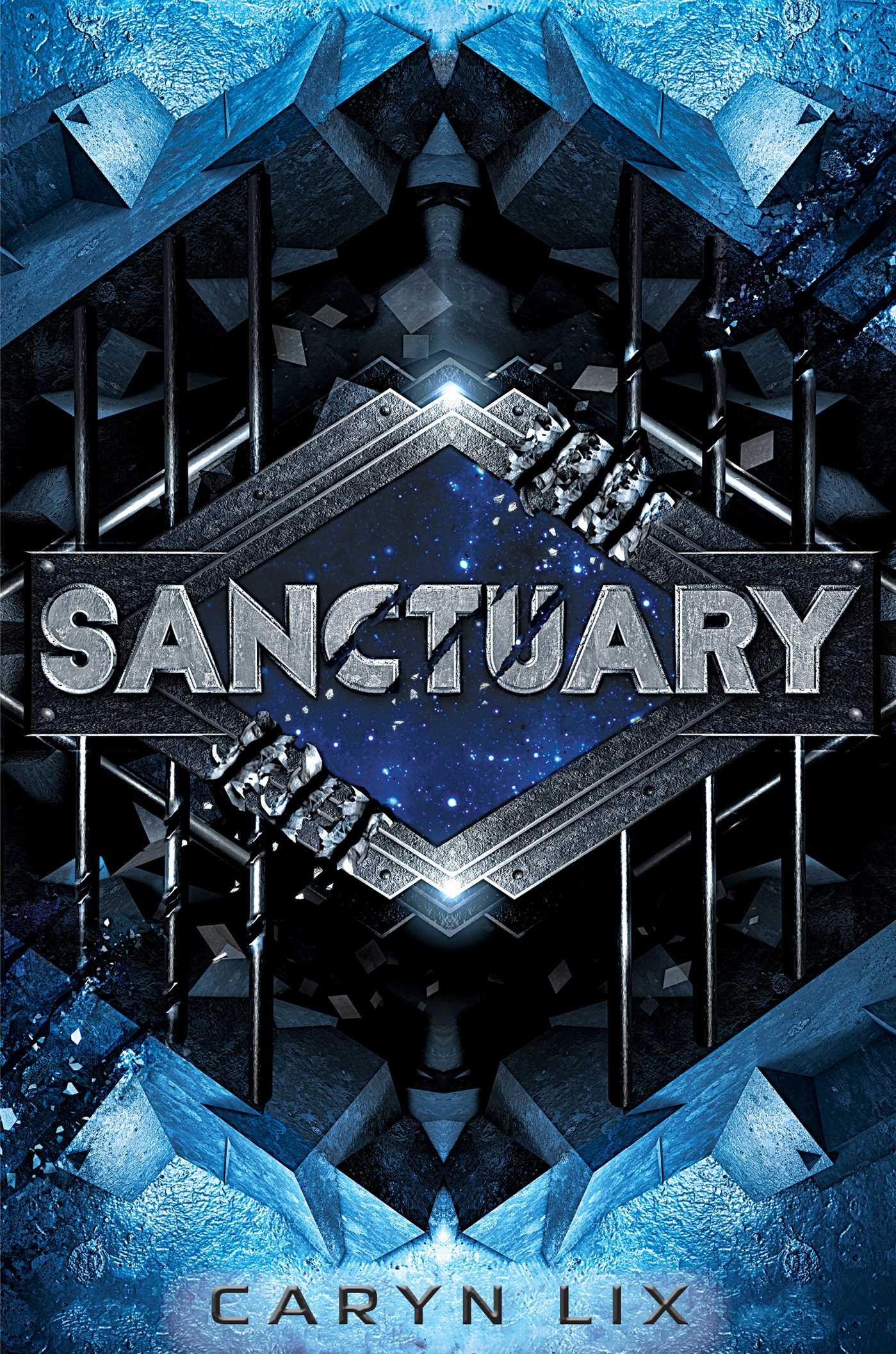 Sanctuary 9781534405332 hr