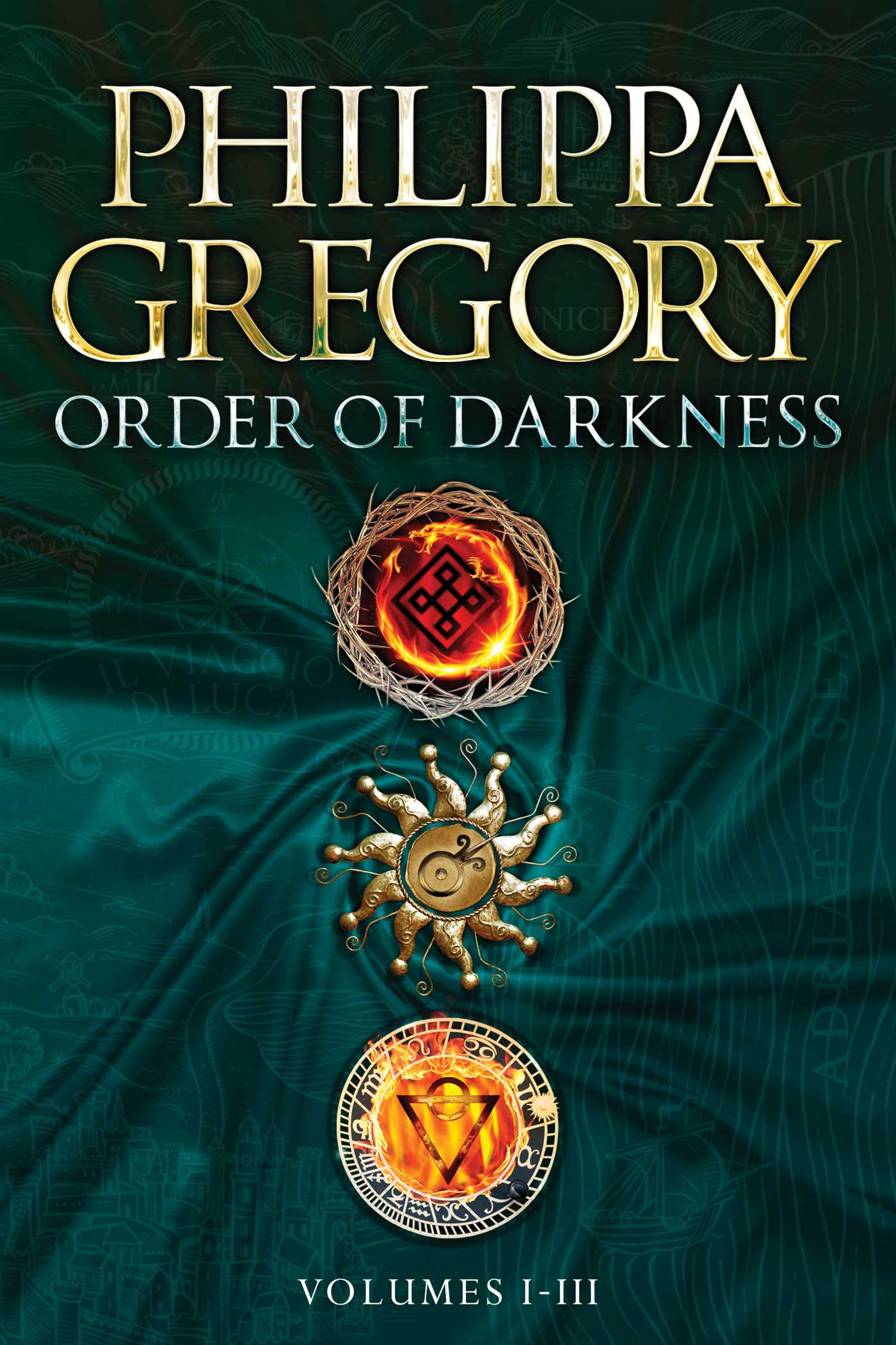 Order of darkness volumes i iii 9781534406551 hr