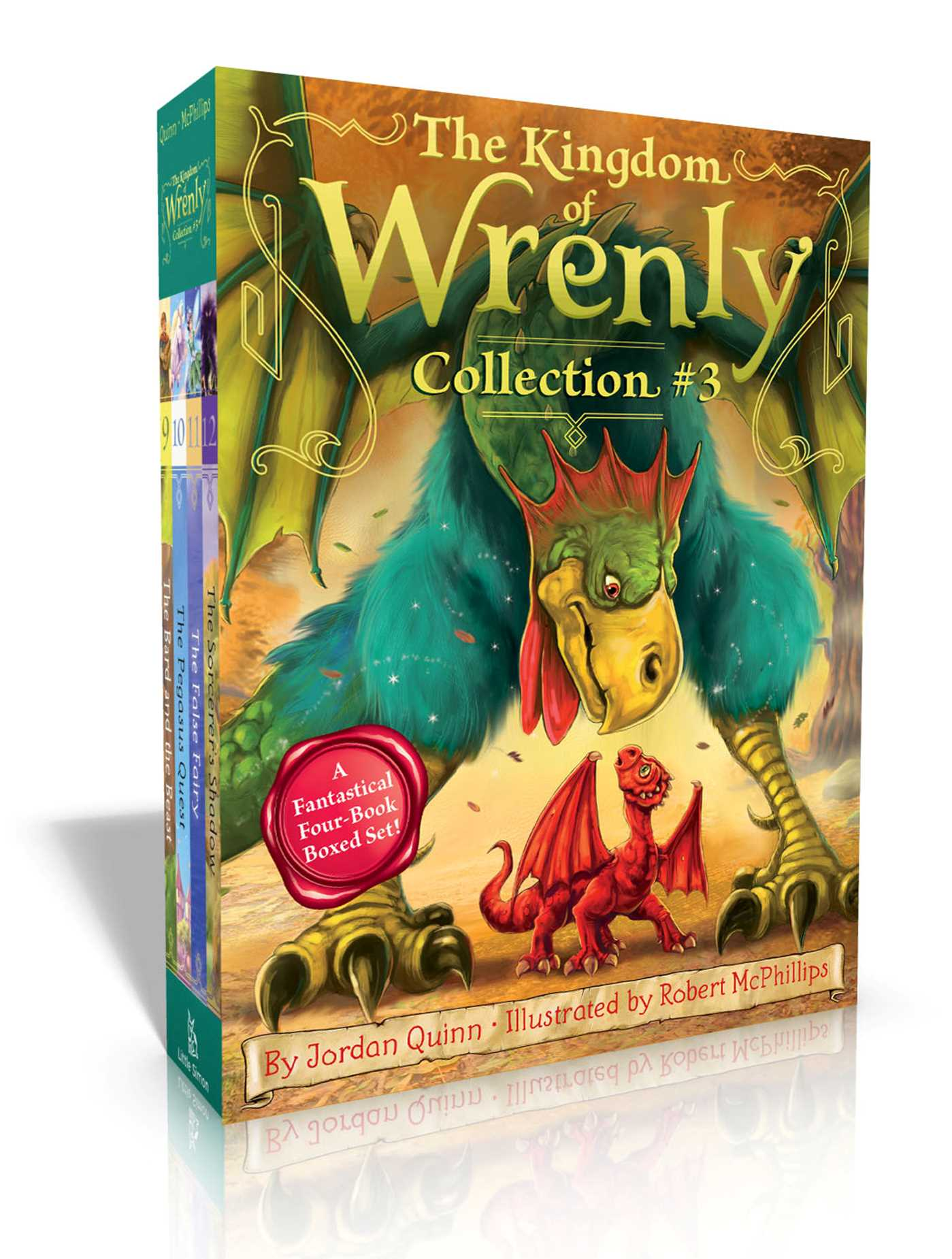 The kingdom of wrenly collection 3 9781534409187 hr