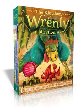 The Kingdom of Wrenly Collection #3