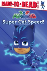 Super Cat Speed!