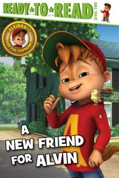 Alvin's New Friend