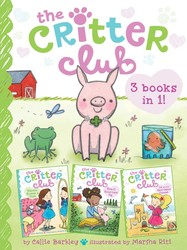 The Critter Club 3 Books in 1! #3